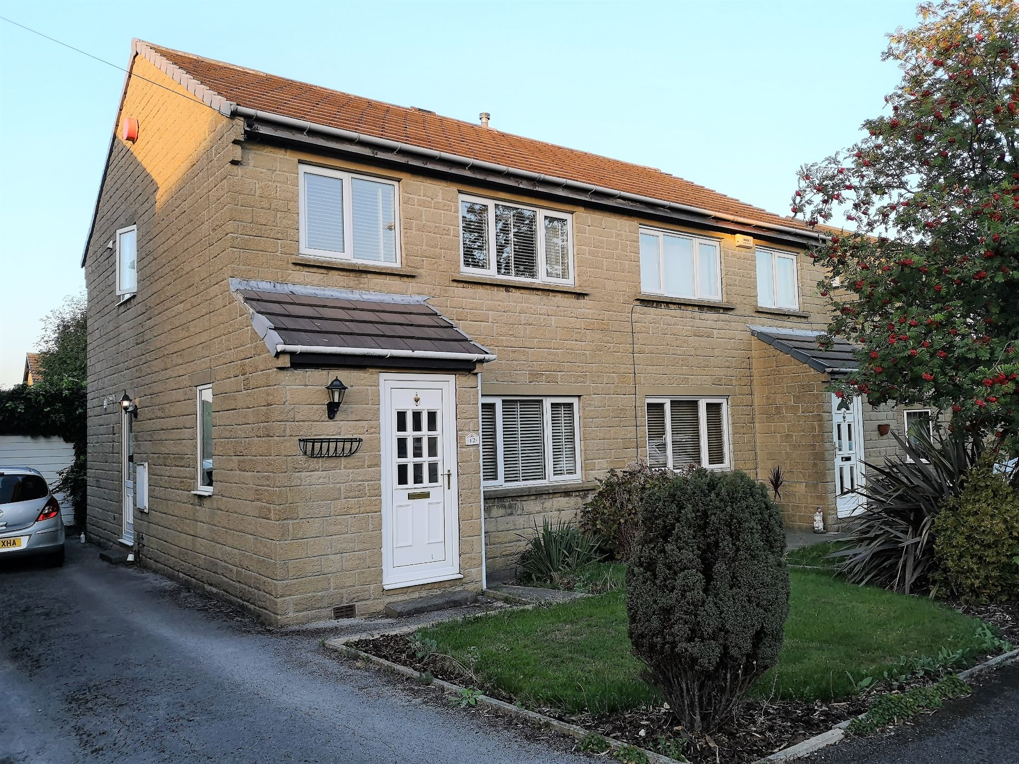 3 bedroom semi-detached house SSTC in Huddersfield - Photograph 1