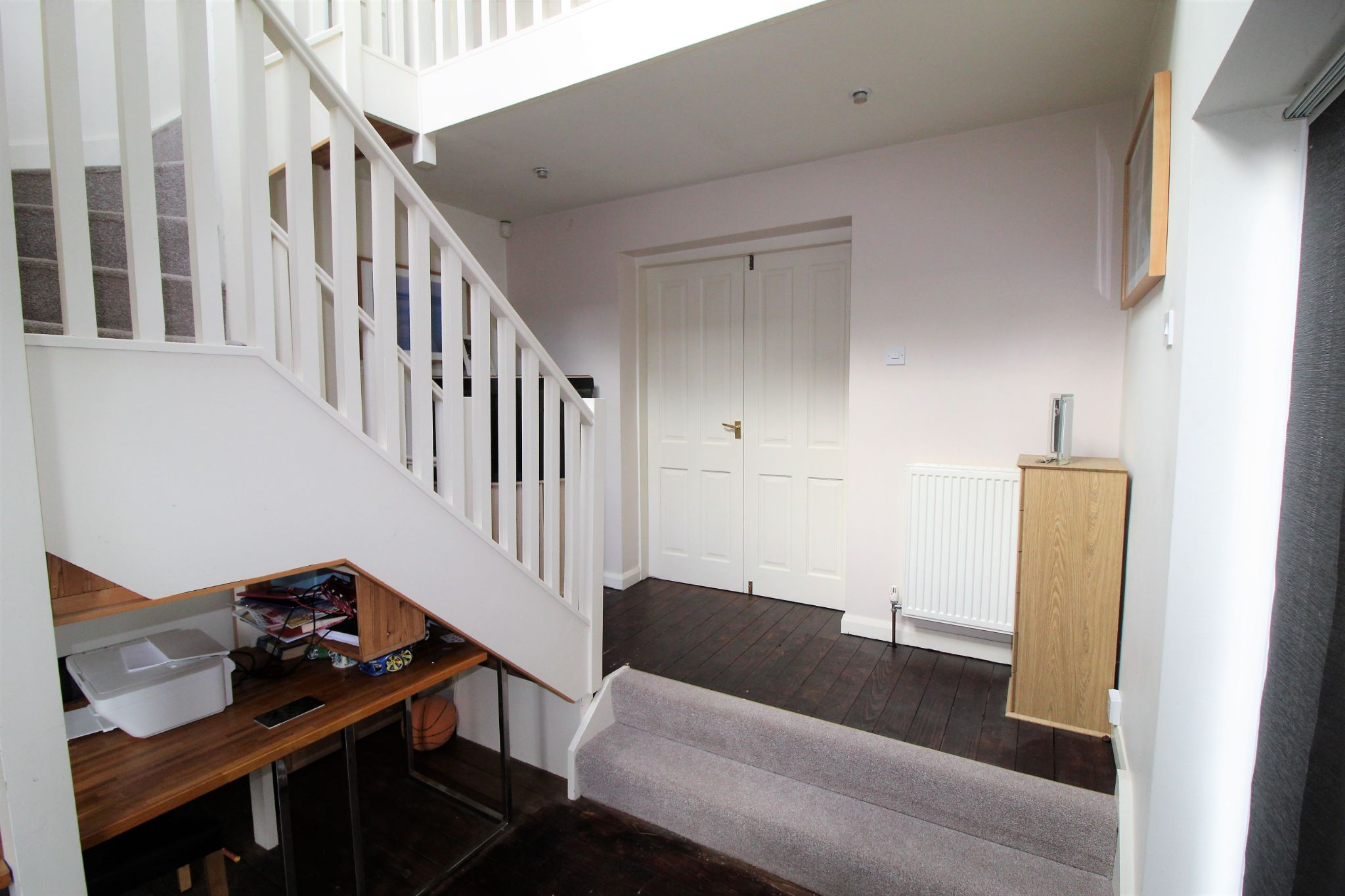 3 bedroom detached house Let in Brighouse - Ground floor hallway / office space