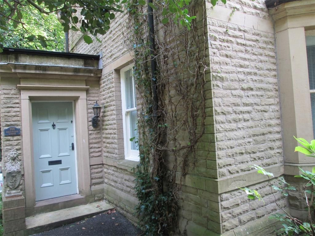 5 bedroom detached house For Sale in Huddersfield - Rear entrance