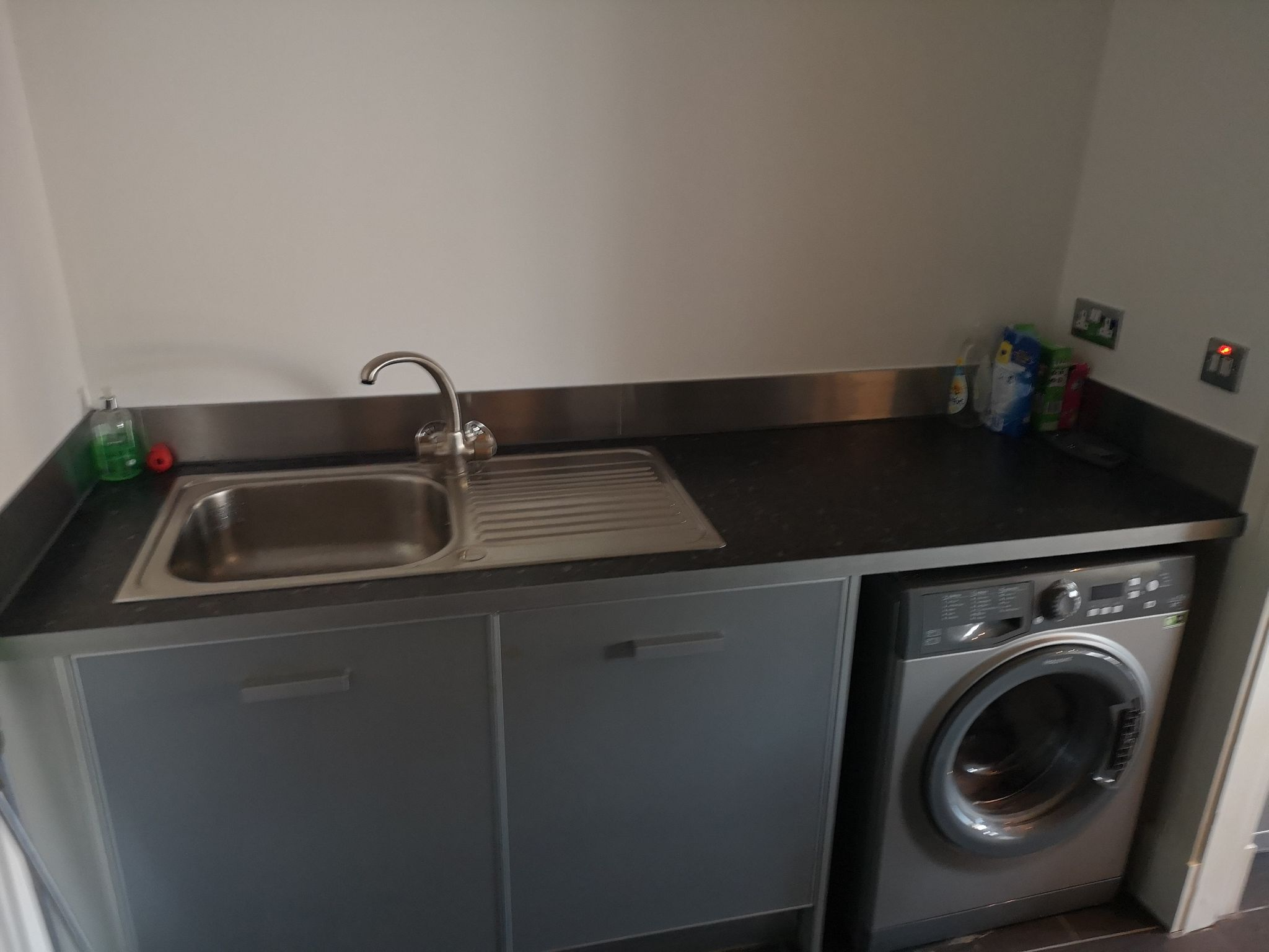 2 bedroom apartment flat/apartment Let in Huddersfield - Utility Room