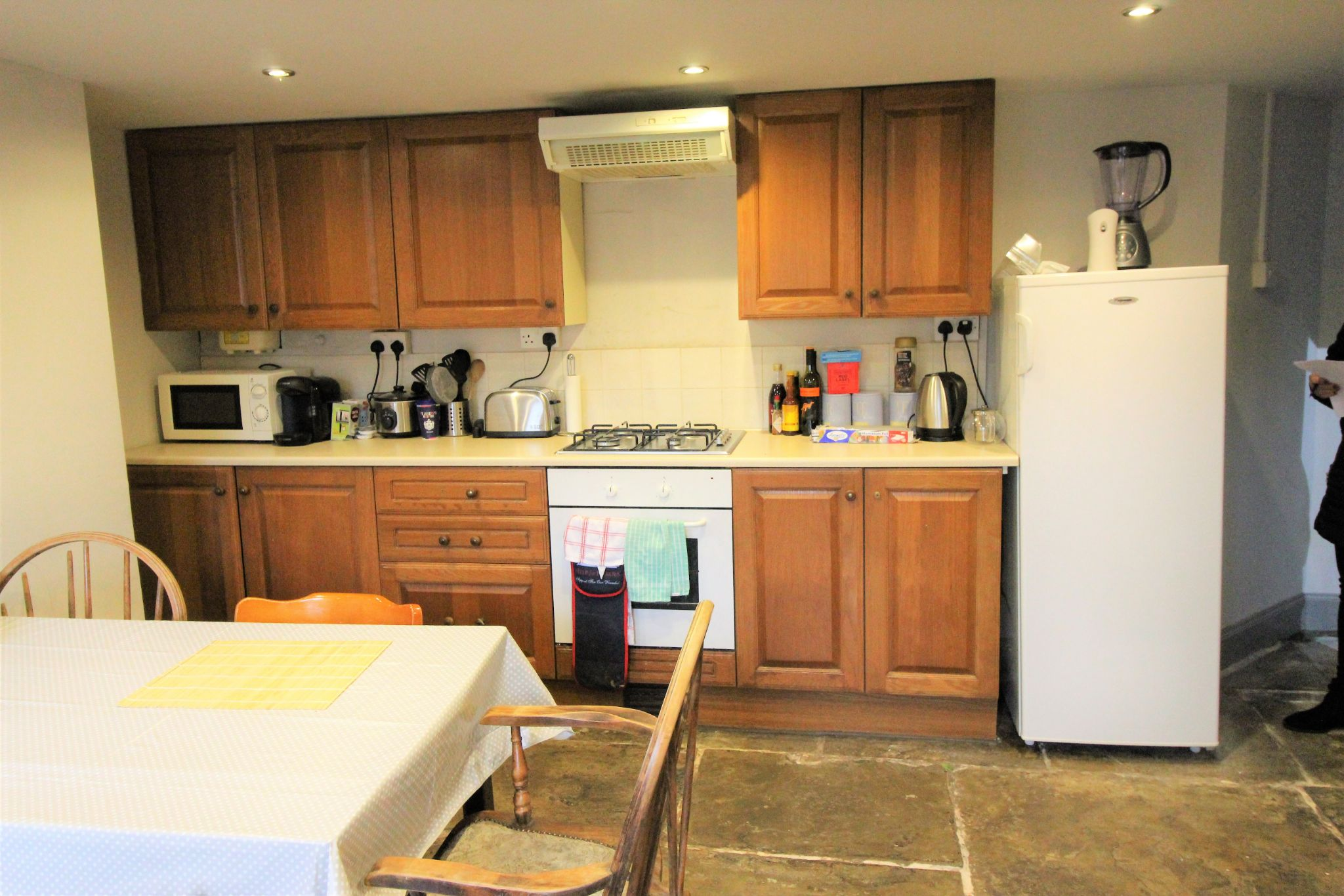 1 bedroom mid terraced house To Let in Huddersfield - Photograph 1