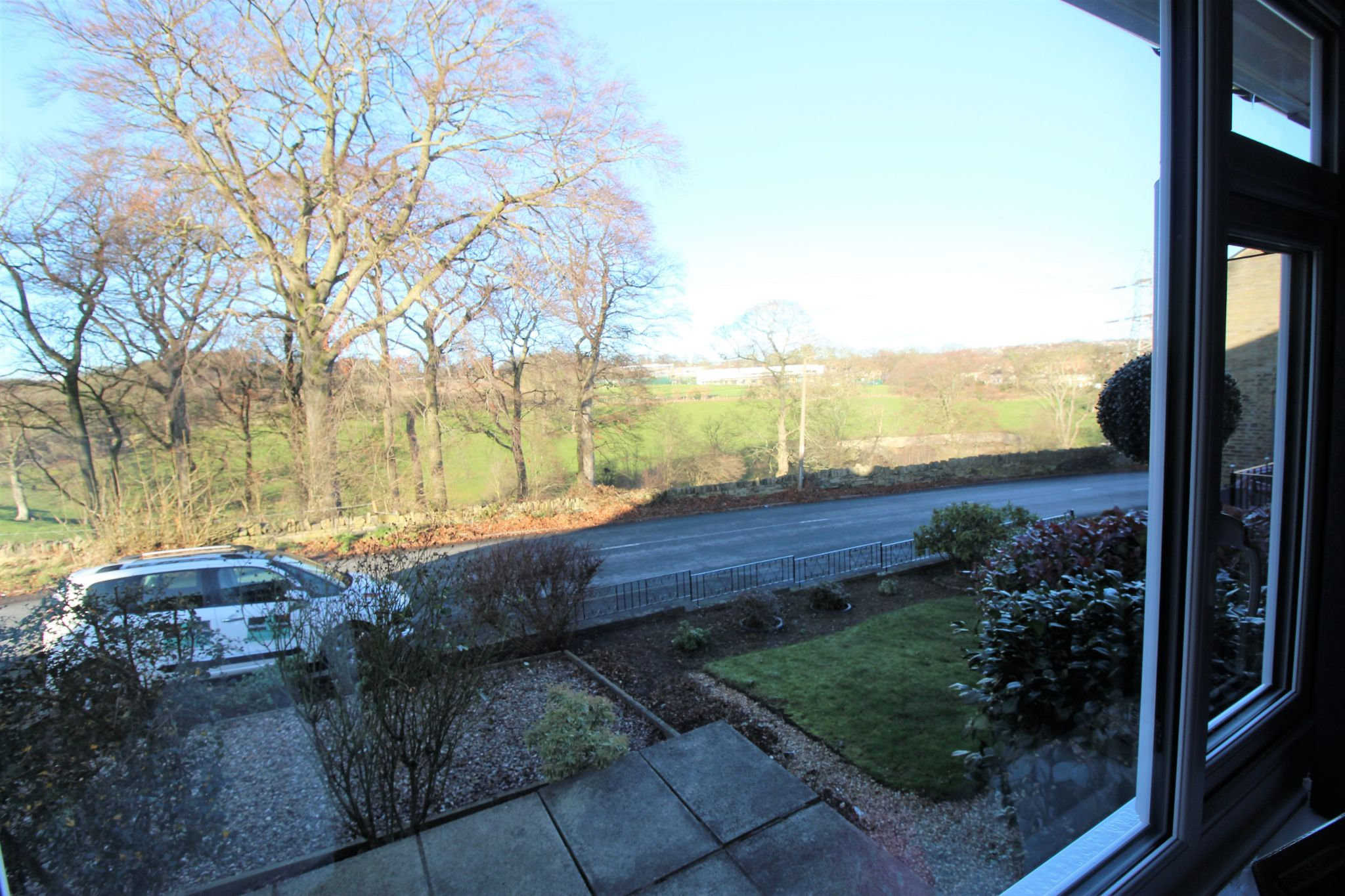 4 bedroom semi-detached bungalow SSTC in Brighouse - View from bedroom 1