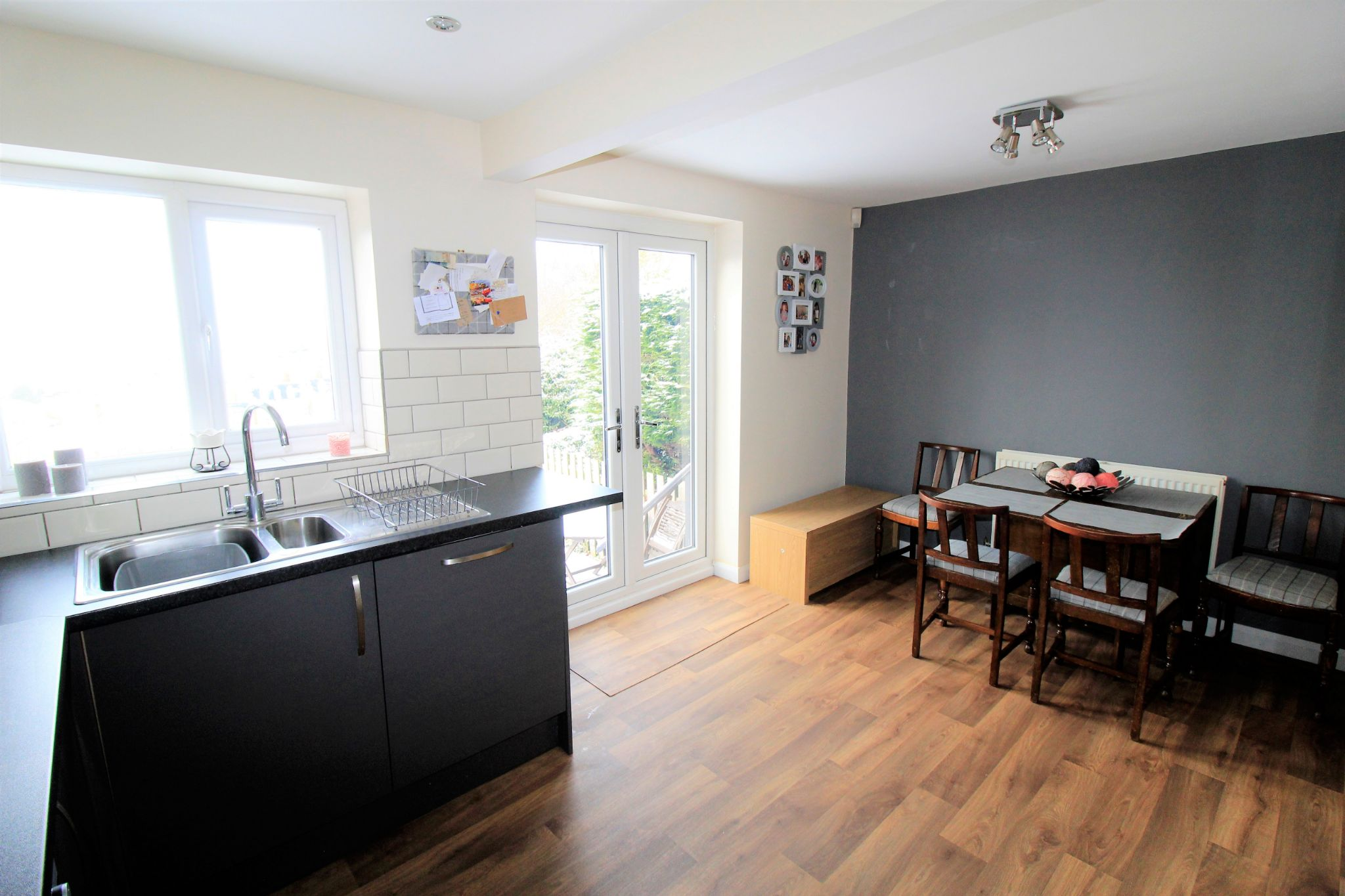 3 bedroom semi-detached house SSTC in Shipley - Kitchen and dining area