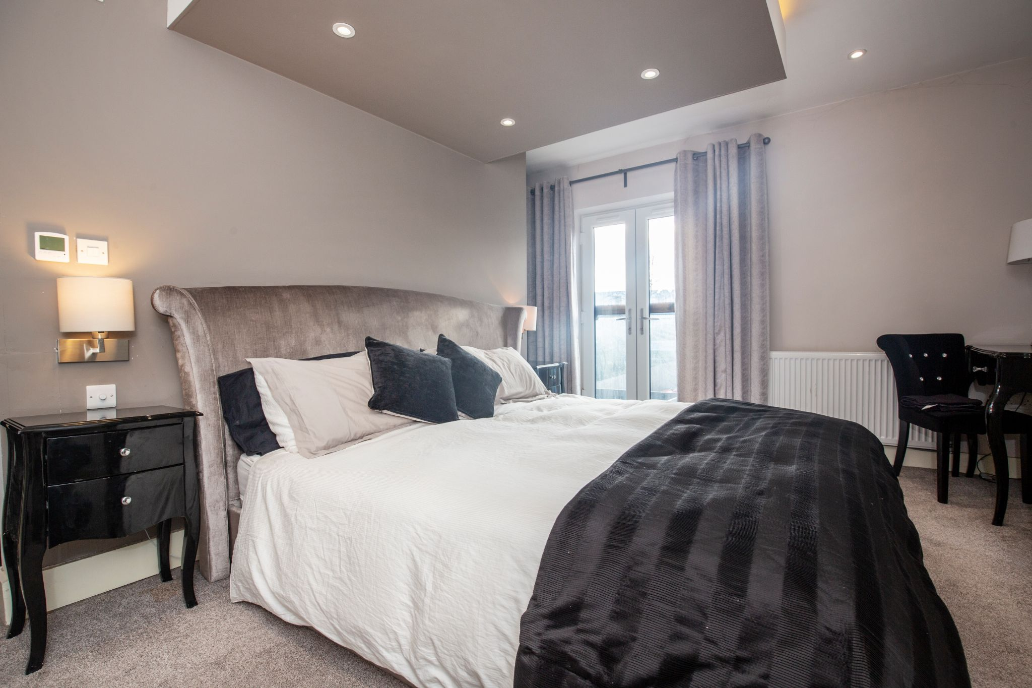 4 bedroom detached house Sale Agreed in Brighouse - Master Bedroom