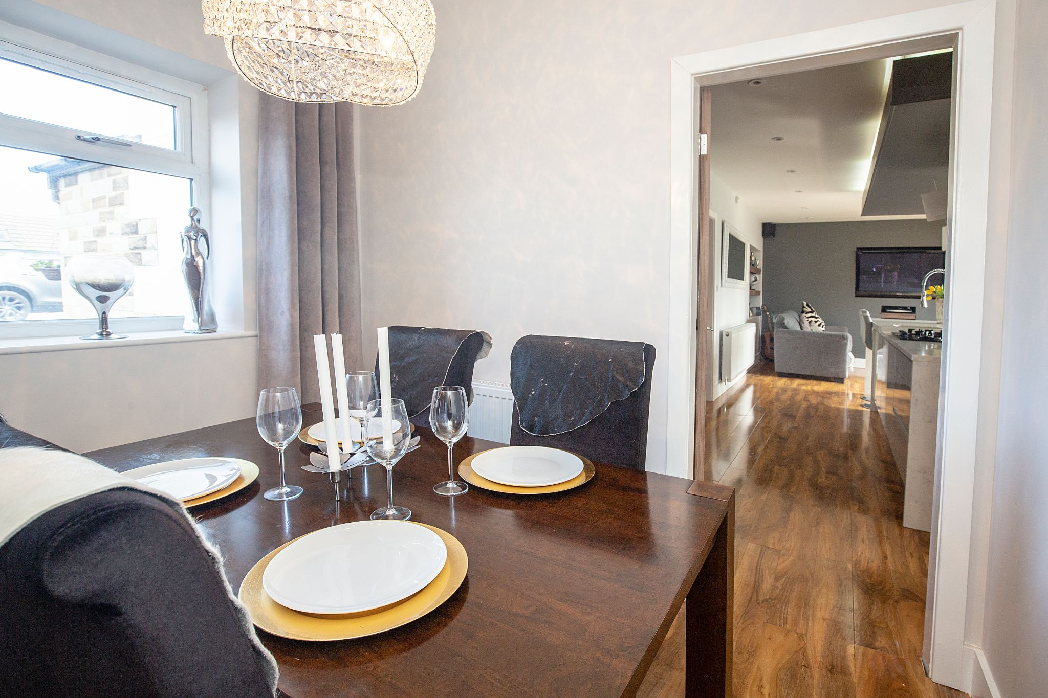 4 bedroom detached house For Sale in Brighouse - Dining Room