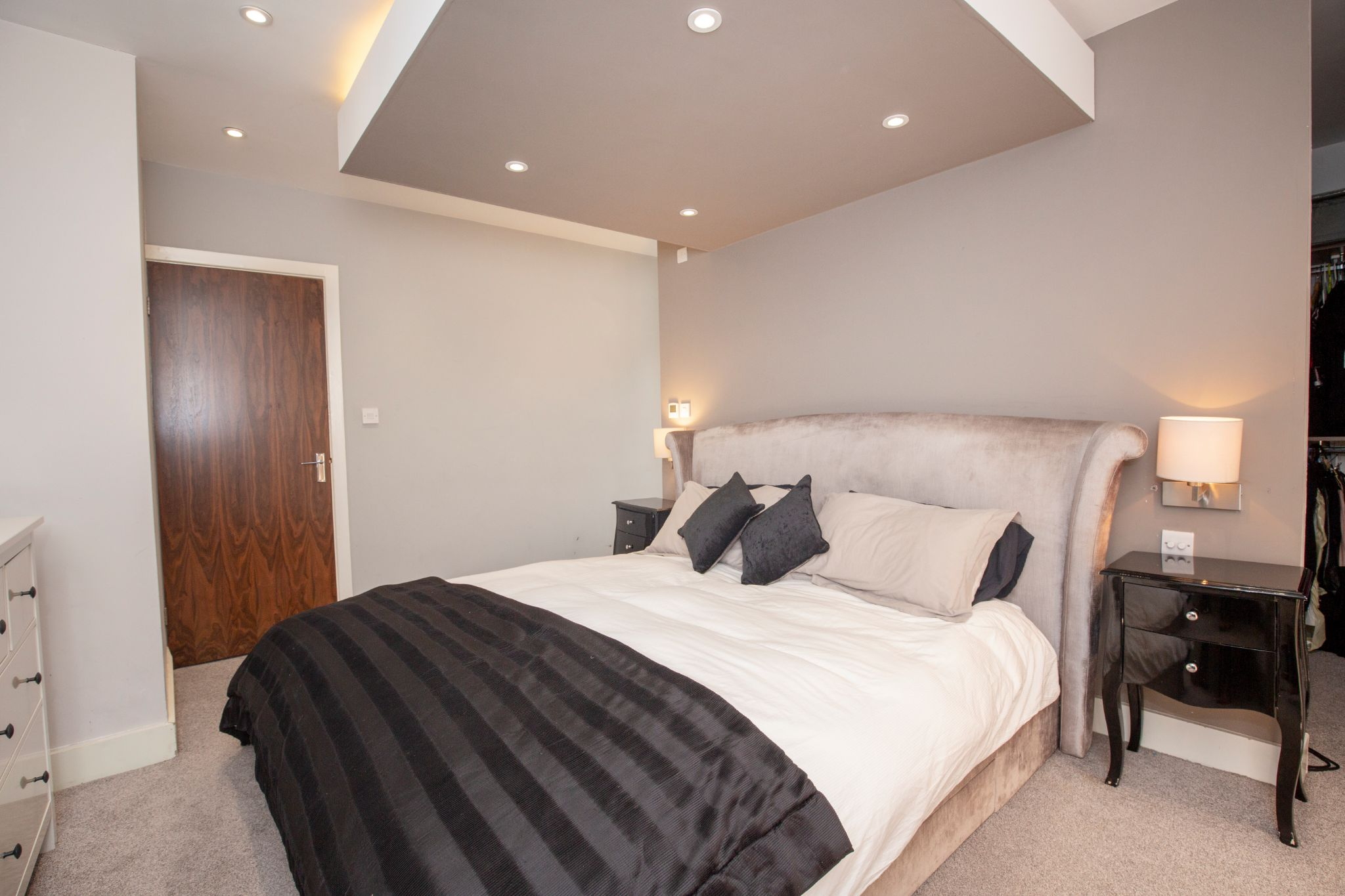 4 bedroom detached house For Sale in Brighouse - Master Bedroom