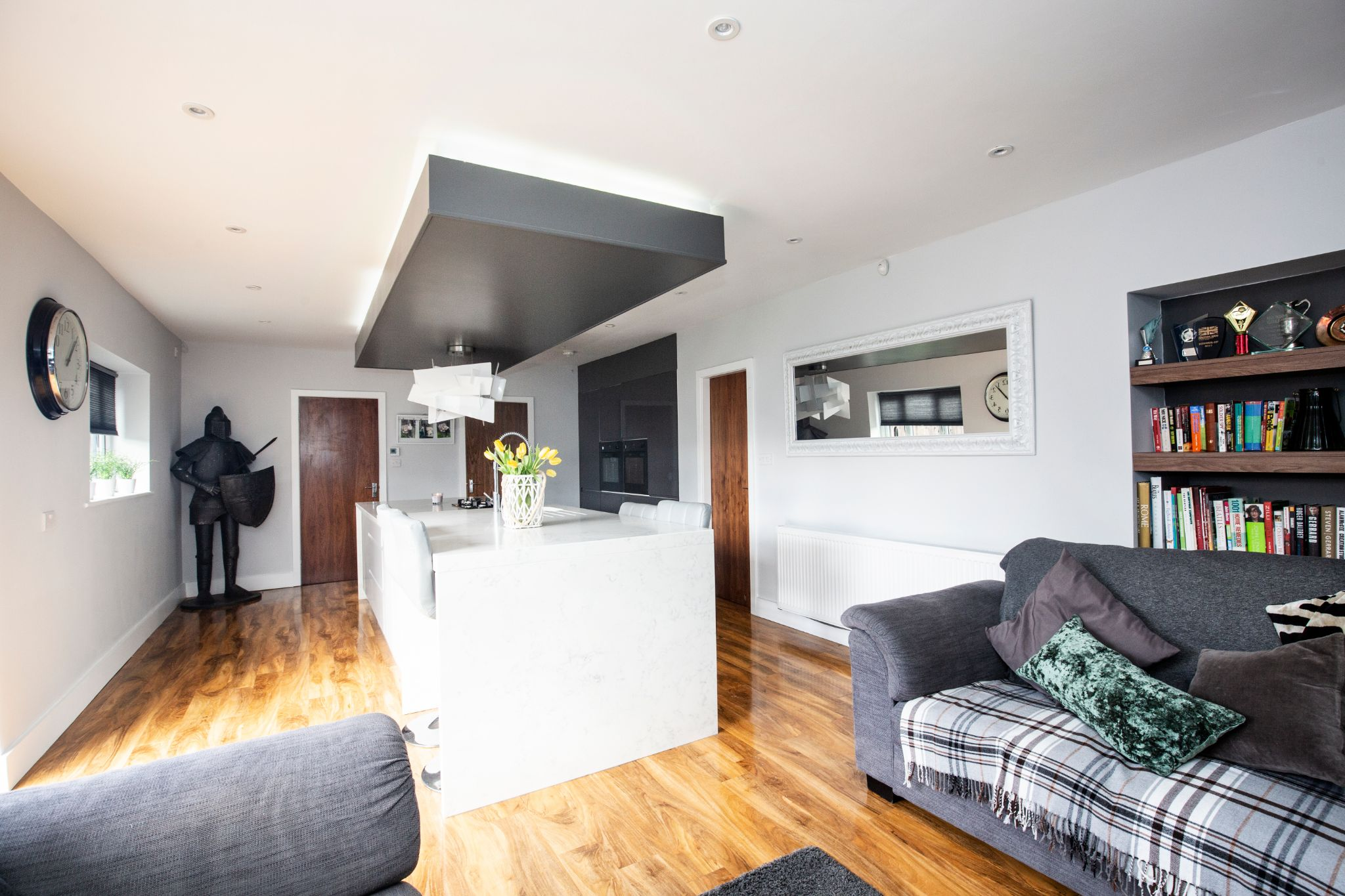 4 bedroom detached house Sale Agreed in Brighouse - Dining Kitchen