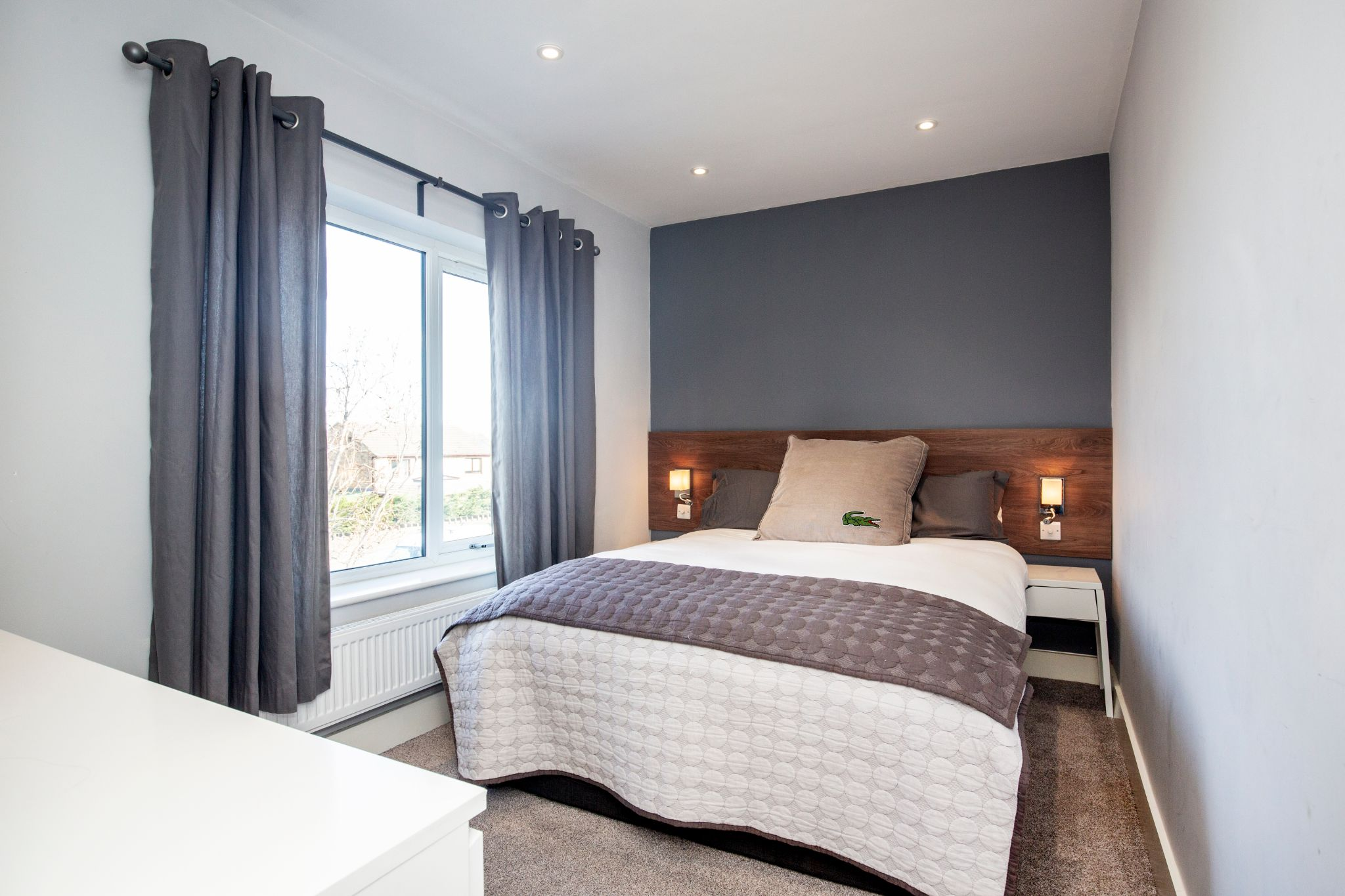 4 bedroom detached house For Sale in Brighouse - Bedroom 3