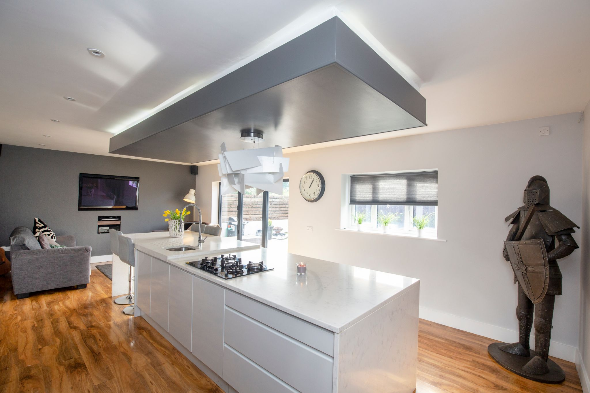 4 bedroom detached house Sale Agreed in Brighouse - Living / Dining Kitchen