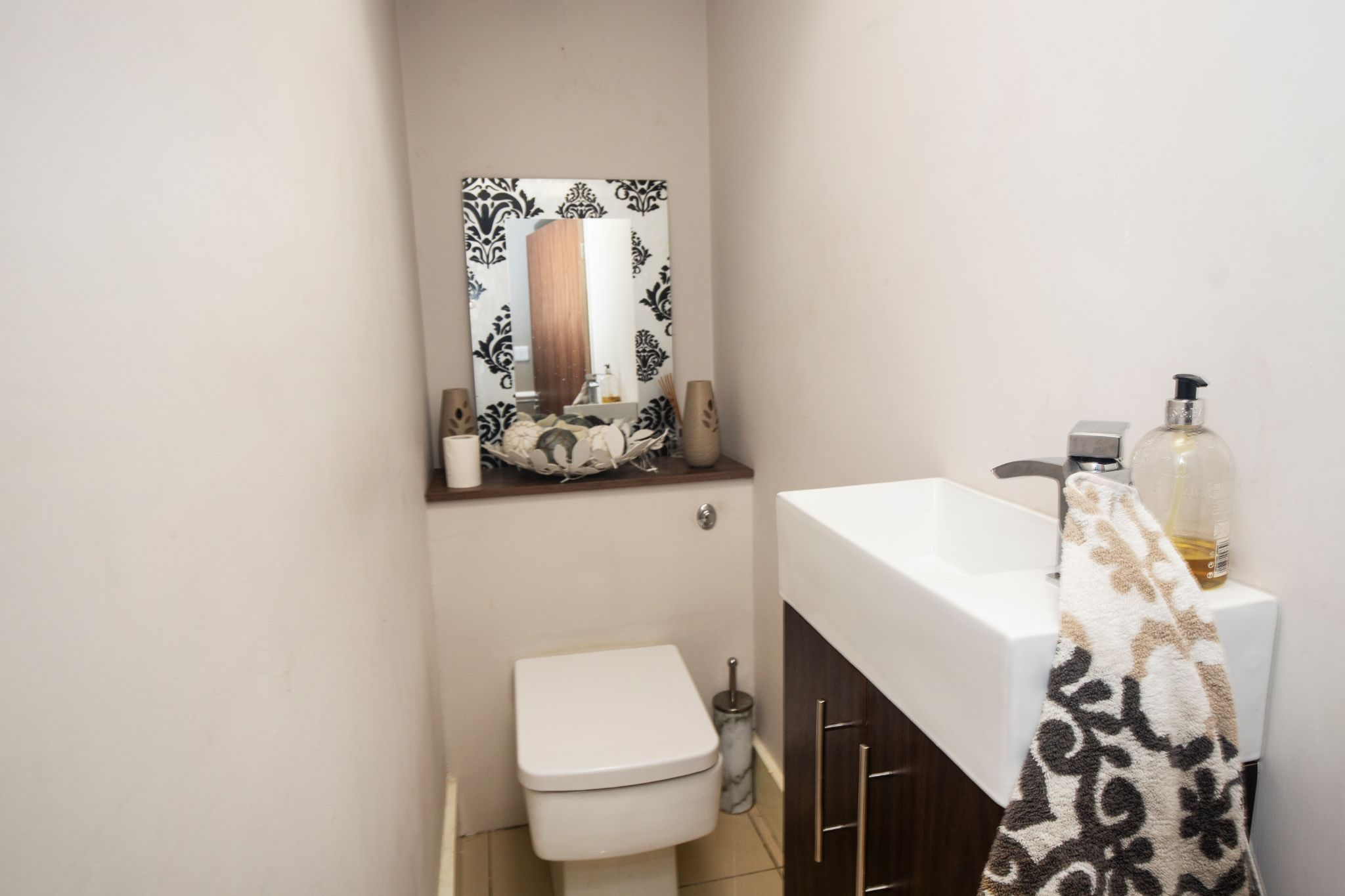 4 bedroom detached house For Sale in Brighouse - House shower room