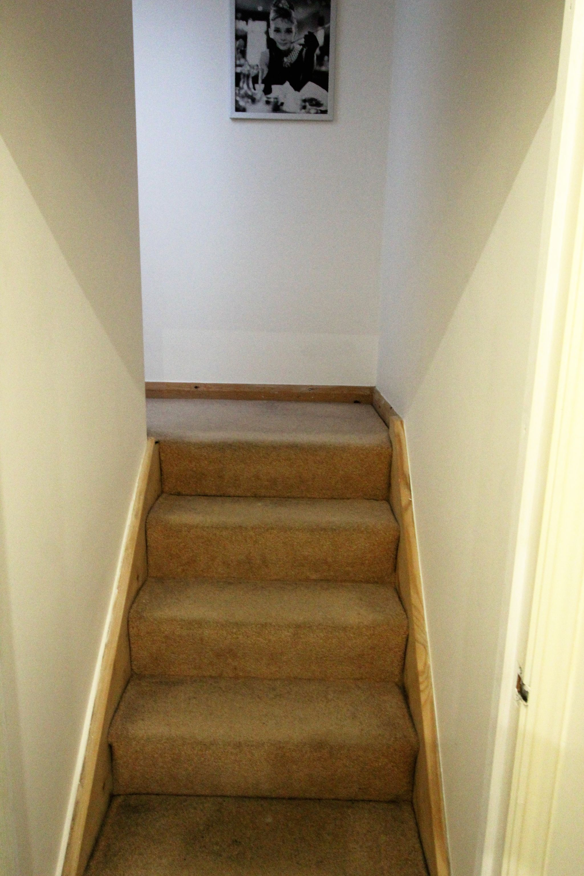 3 bedroom mid terraced house Let Agreed in Brighouse - Stairs to 2nd floor