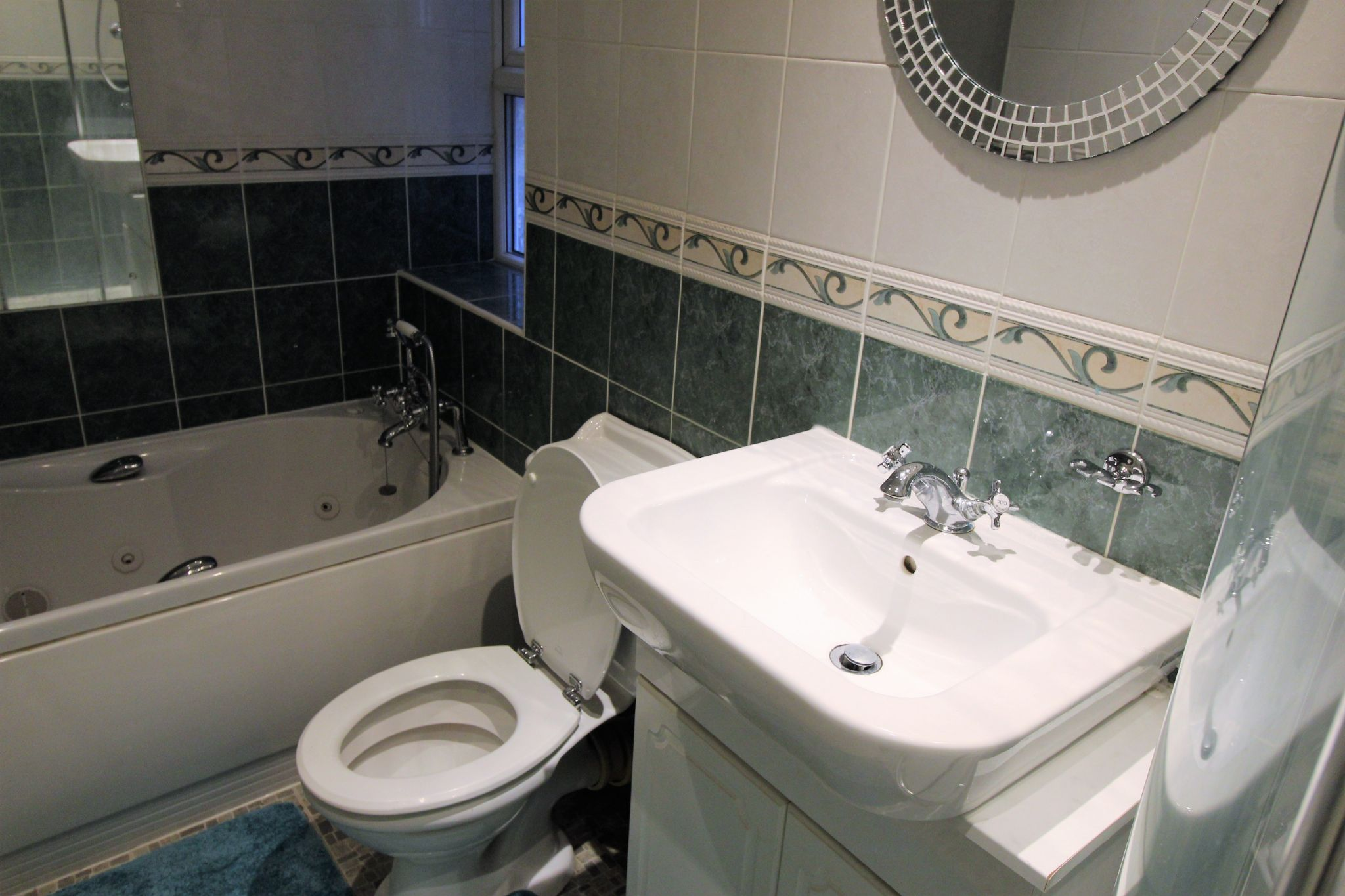 3 bedroom mid terraced house Let Agreed in Brighouse - Bathroom