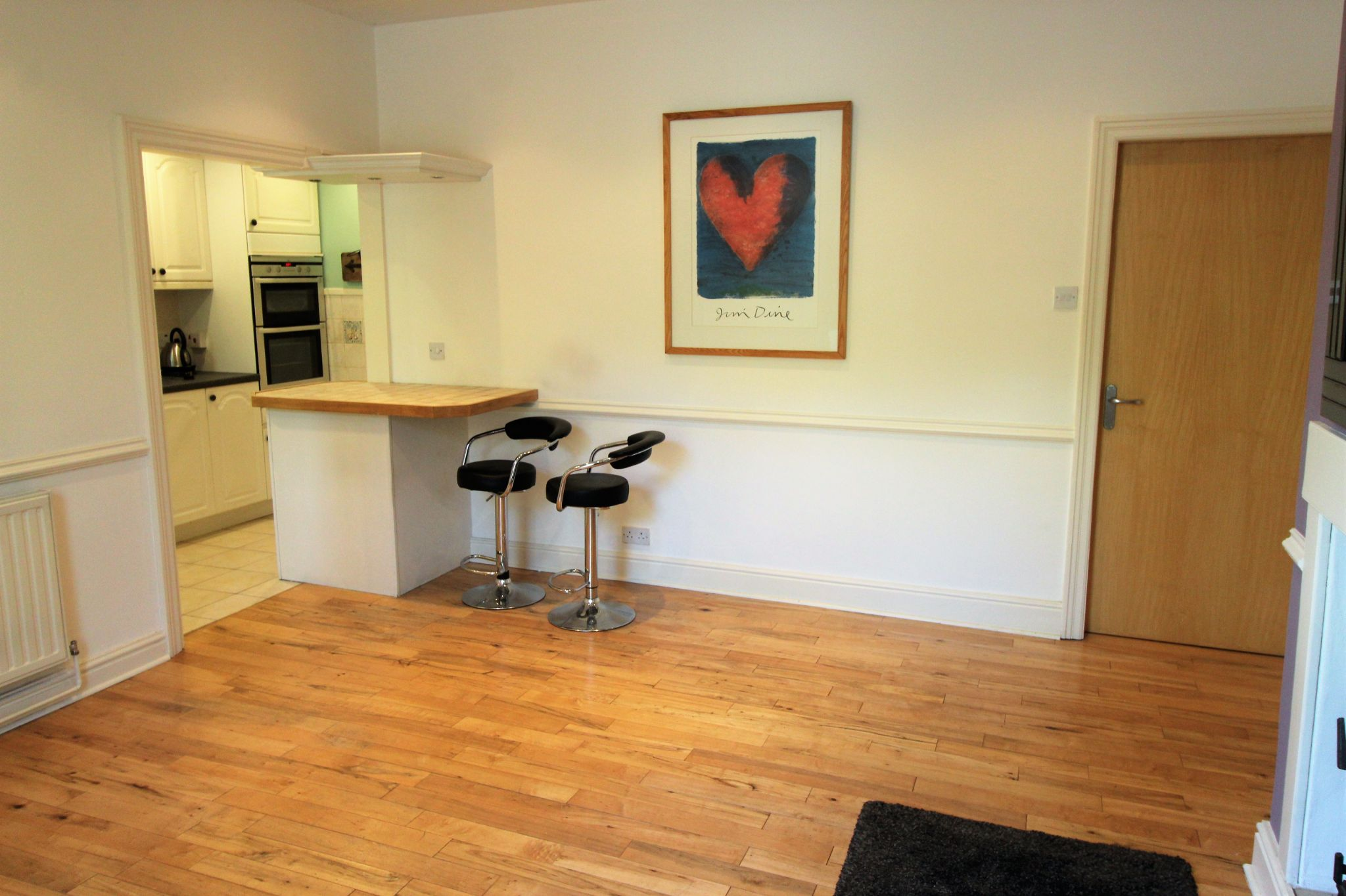 3 bedroom mid terraced house Let Agreed in Brighouse - Dining Kitchen area