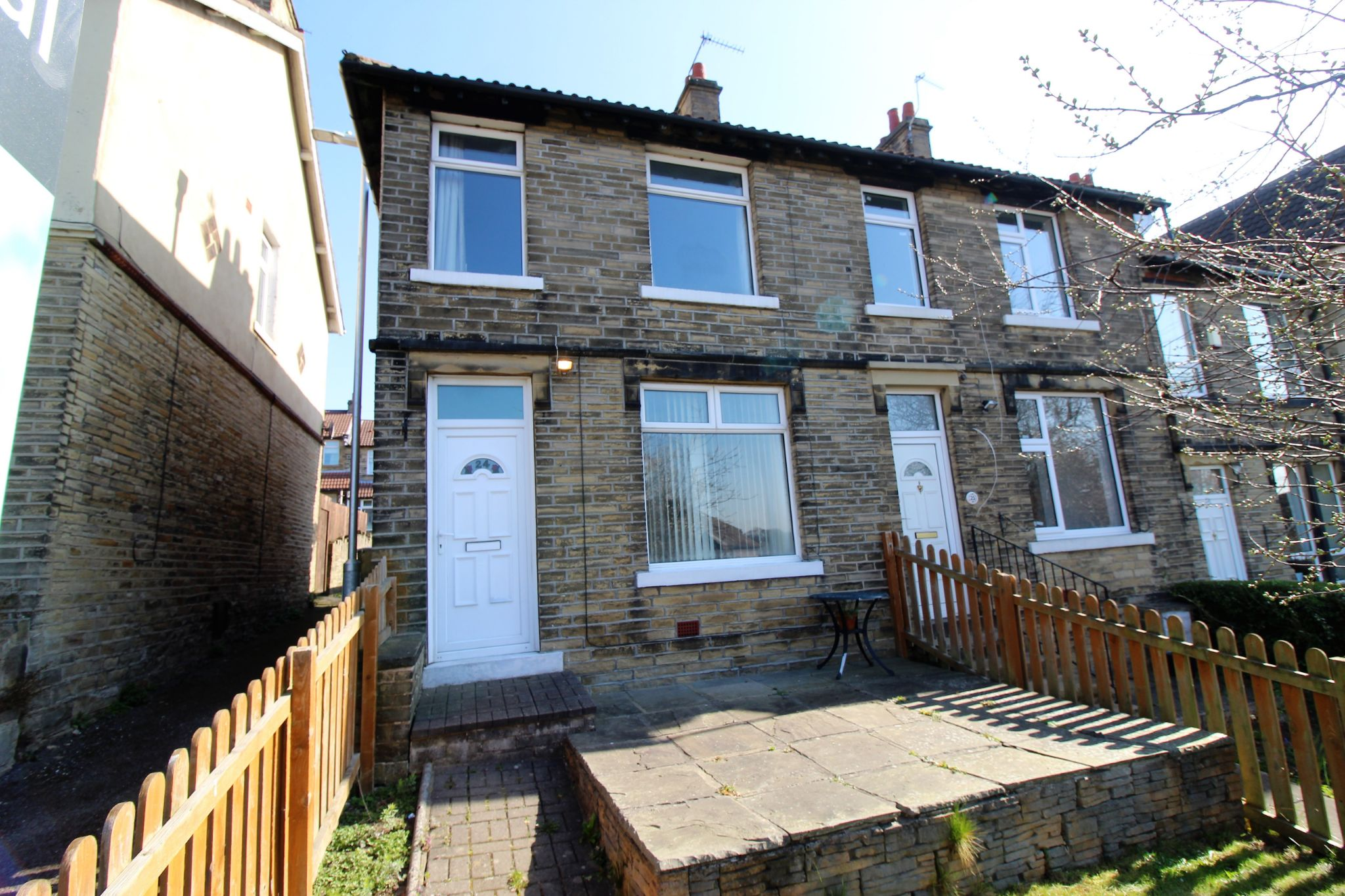 2 bedroom end terraced house SSTC in Brighouse - Photograph 1