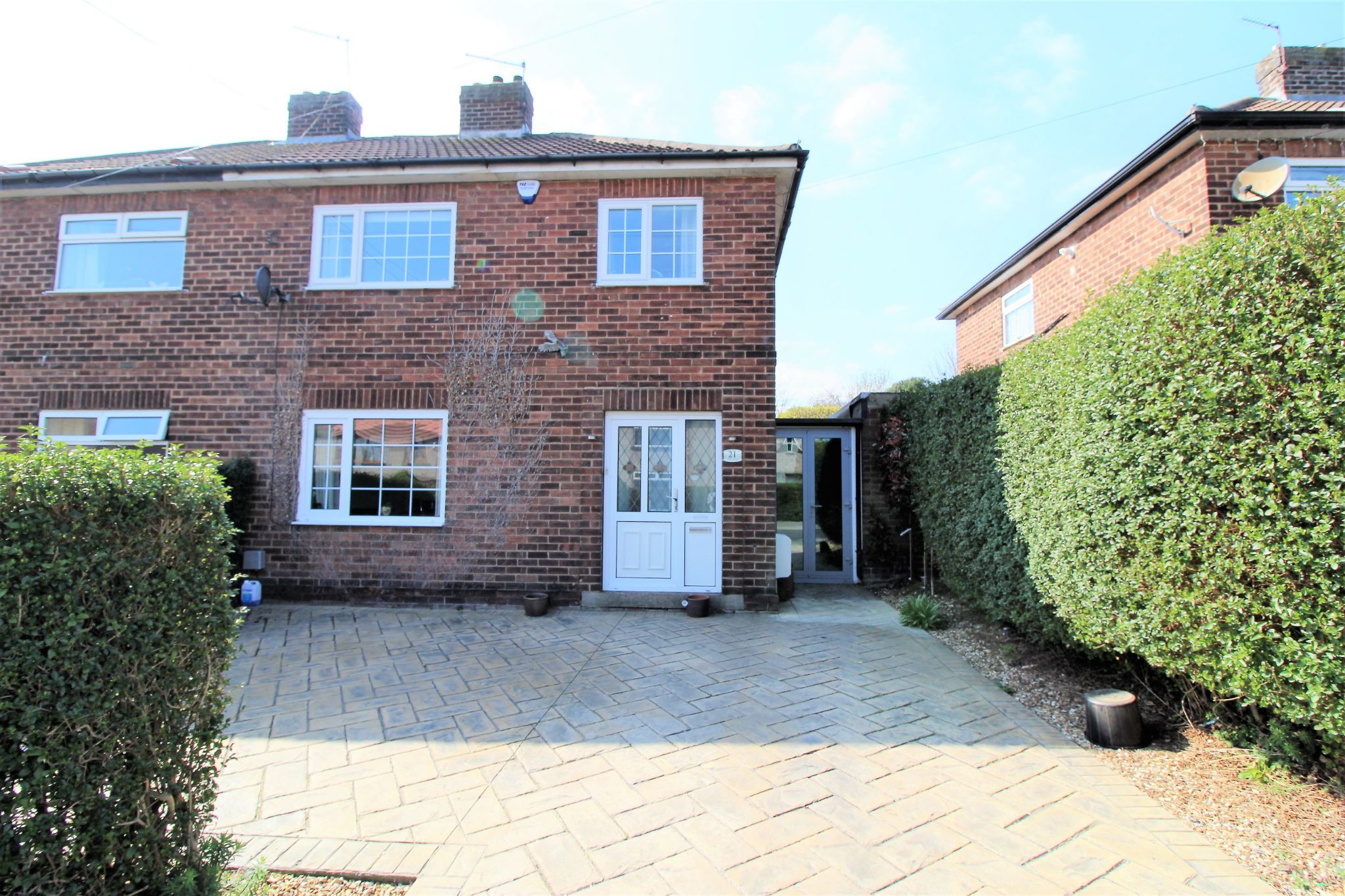 3 bedroom semi-detached house SSTC in Halifax - Front of the property