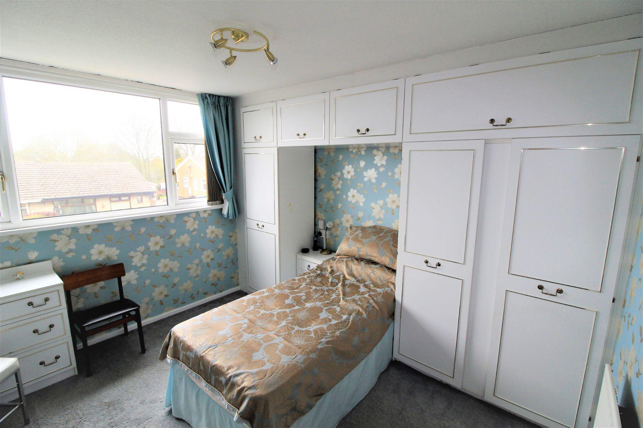 2 bedroom semi-detached bungalow For Sale in Bradford - Bedroom 1