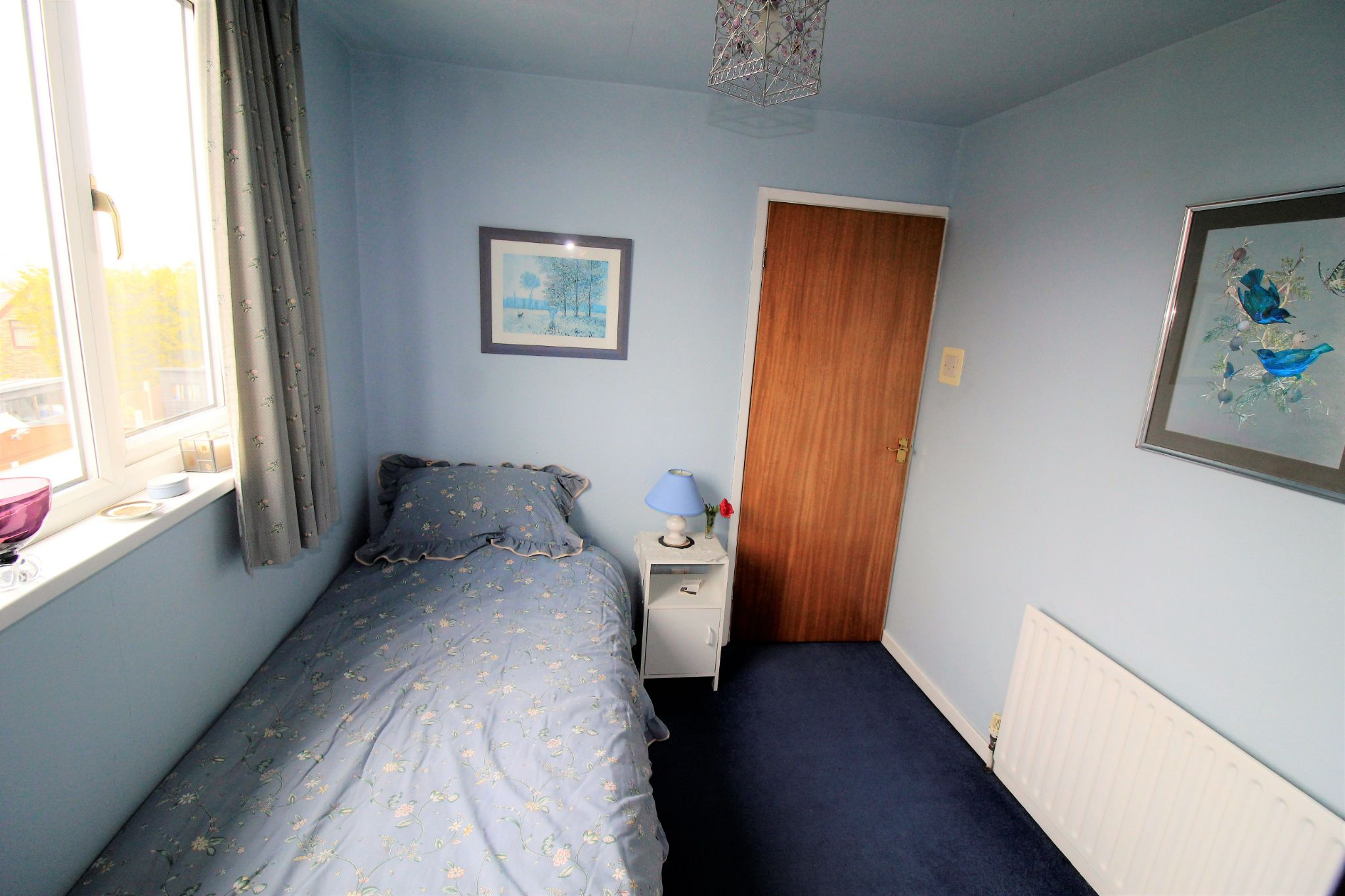 2 bedroom semi-detached bungalow SSTC in Bradford - Bedroom 2
