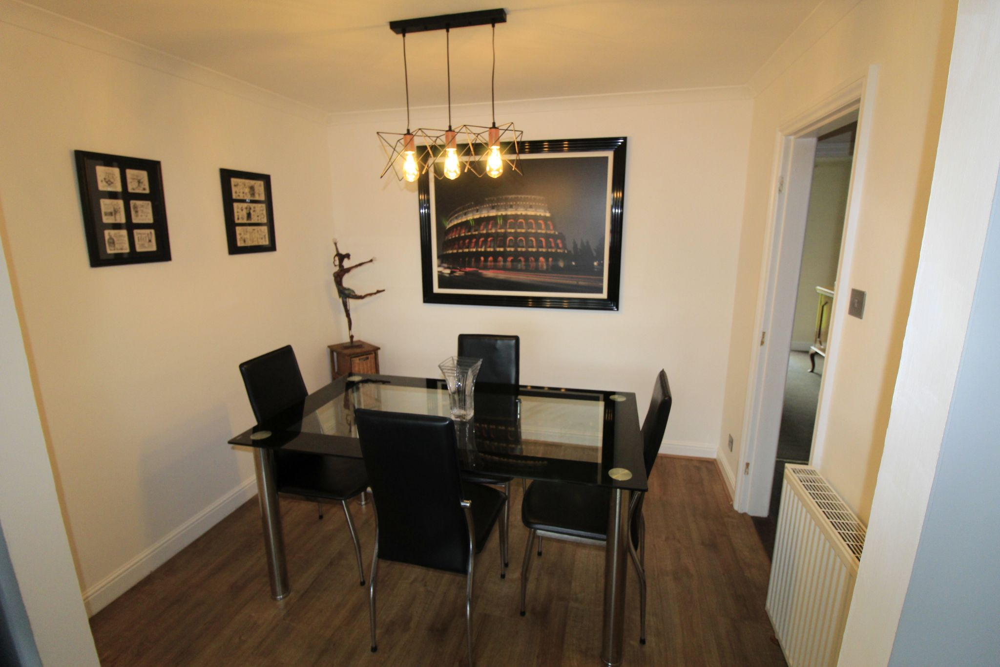 3 bedroom mid terraced house Let Agreed in Brighouse - Dining Room