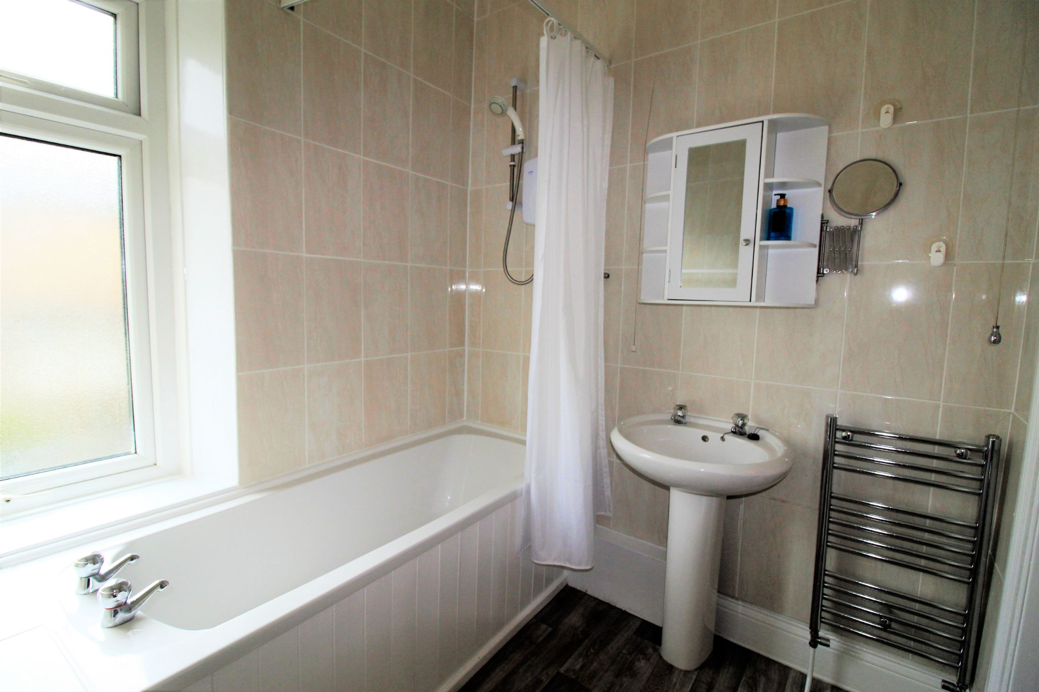 2 bedroom semi-detached house For Sale in Huddersfield - Bathroom