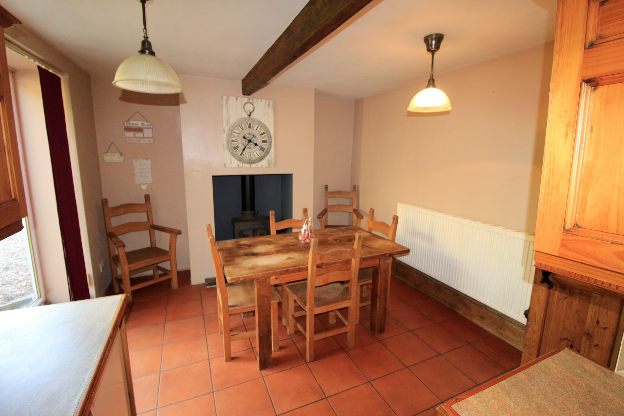 3 bedroom mid terraced house SSTC in Bradford - Dining area