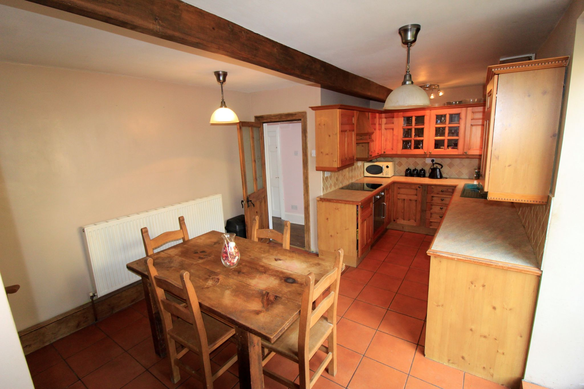 3 bedroom mid terraced house SSTC in Bradford - Dining kitchen