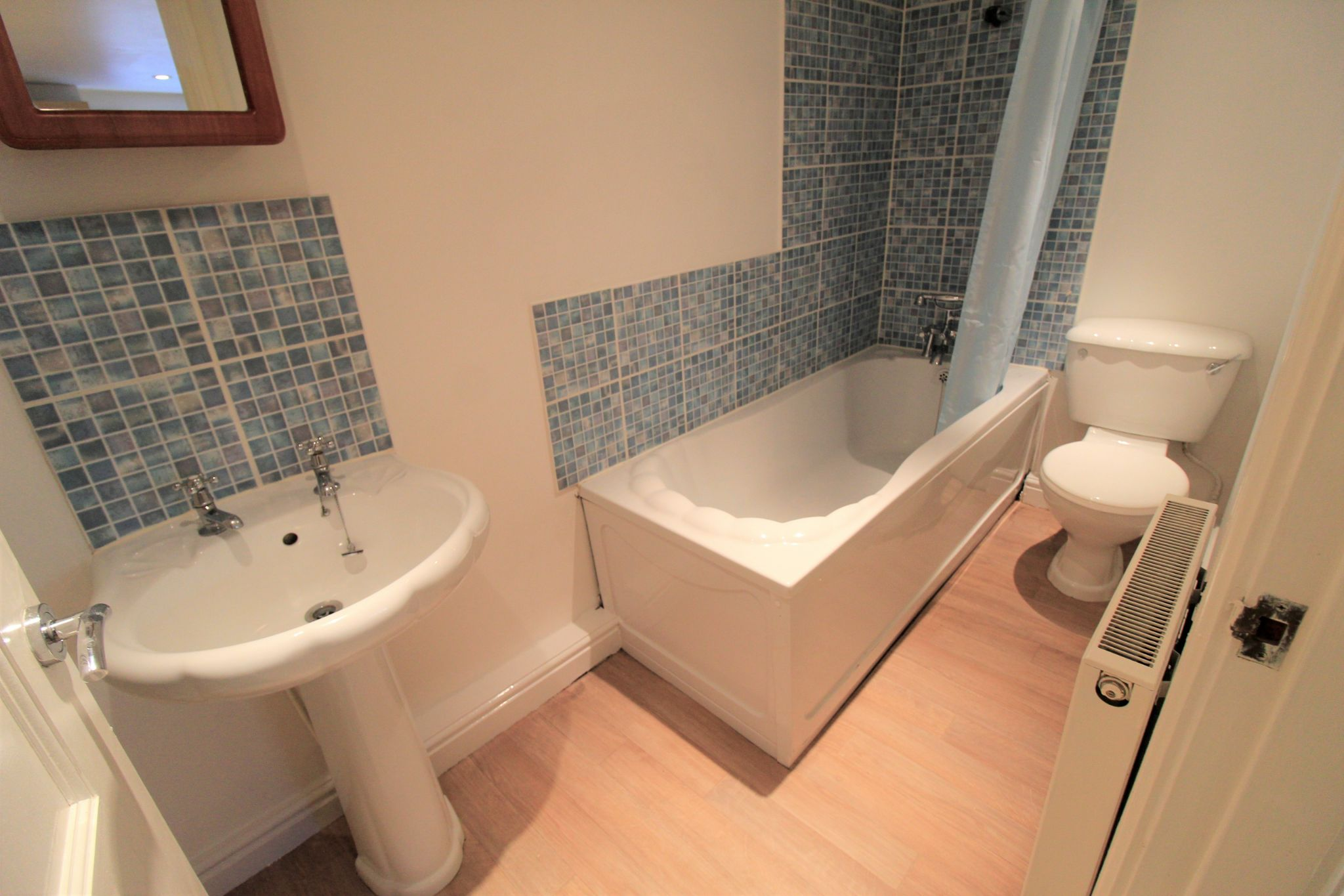 1 bedroom maisonette flat/apartment To Let in Huddersfield - Bathroom