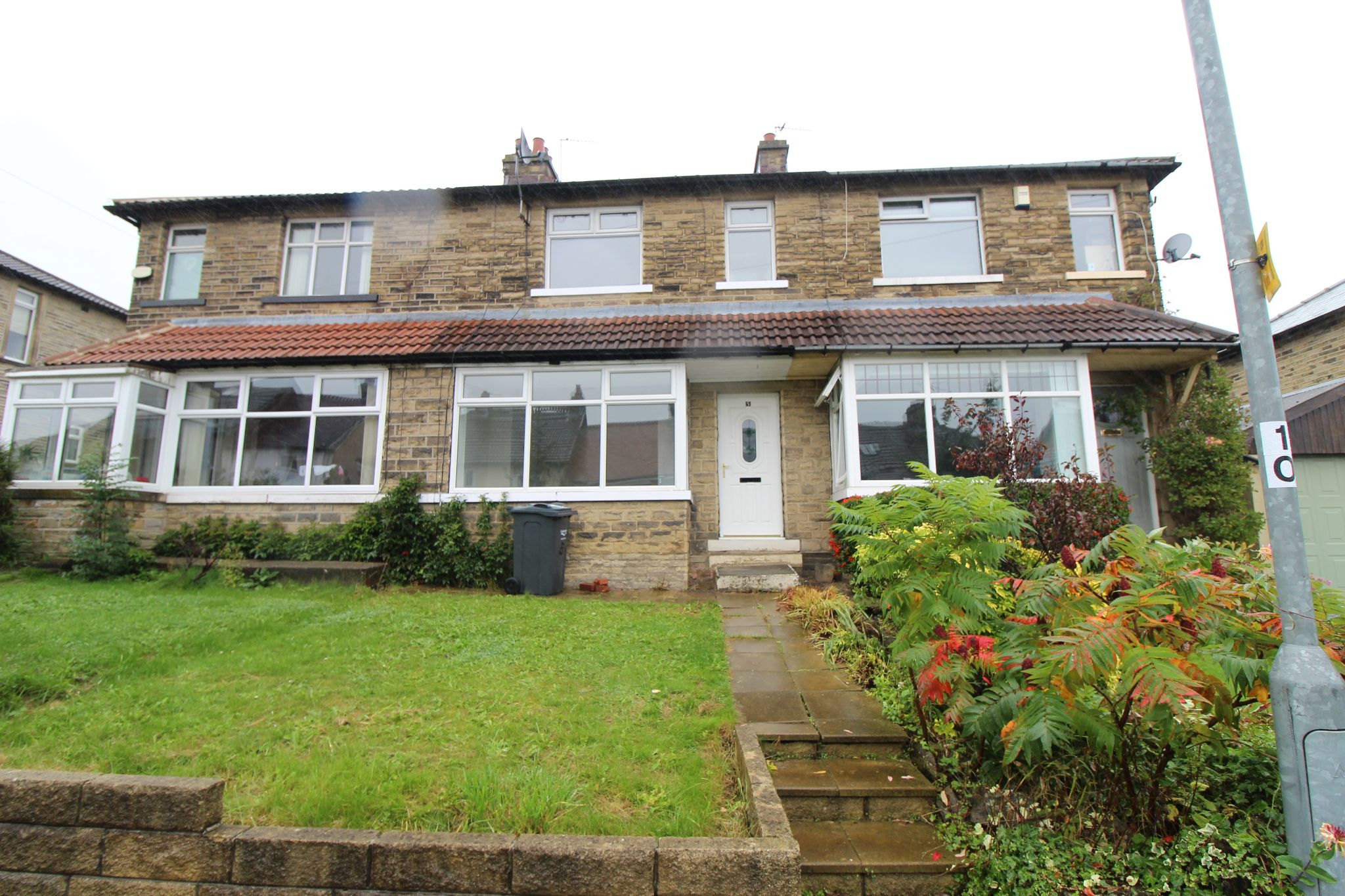 2 bedroom mid terraced house To Let in Brighouse - Photograph 1