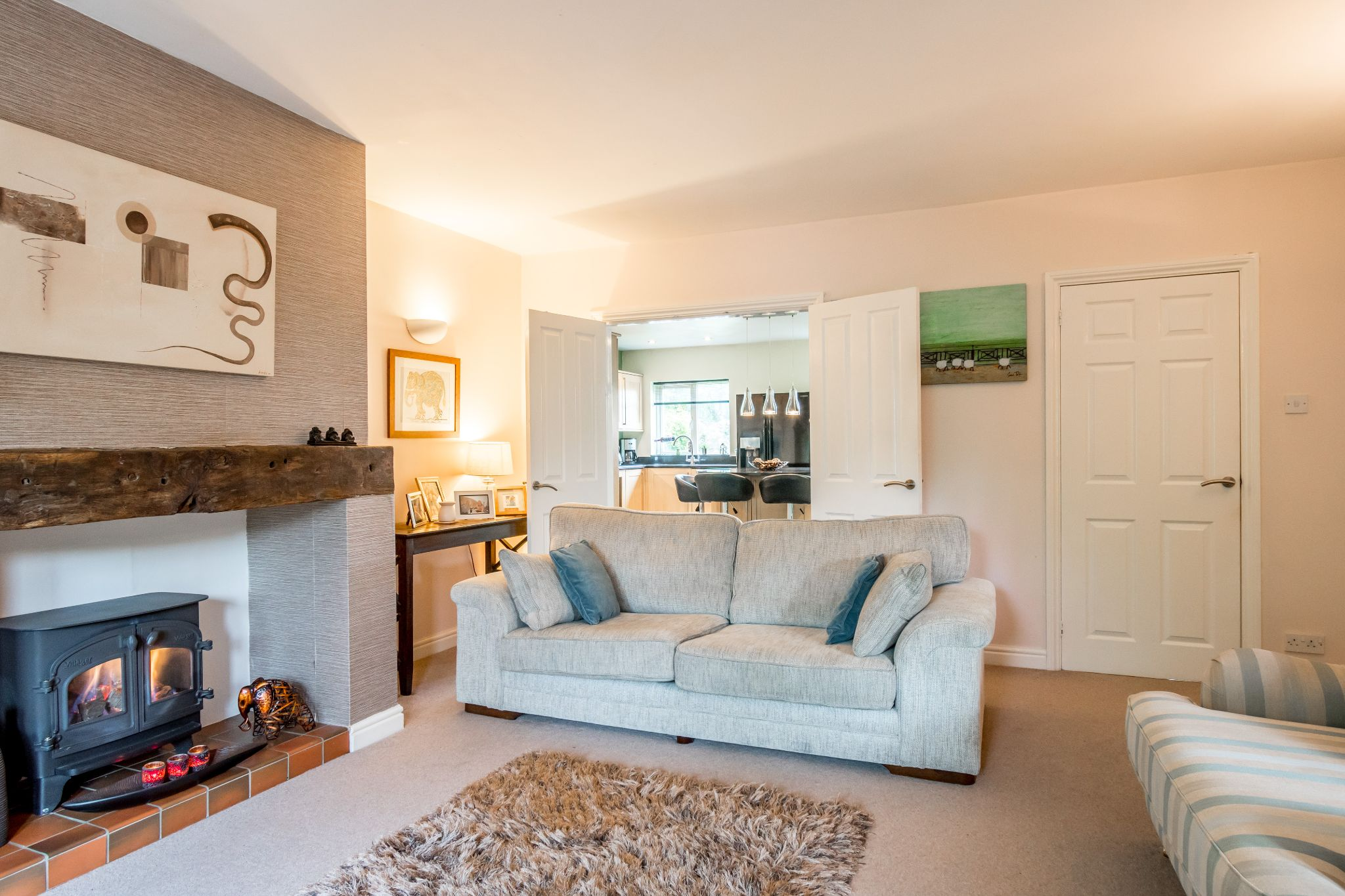 5 bedroom detached house SSTC in Brighouse - Lounge