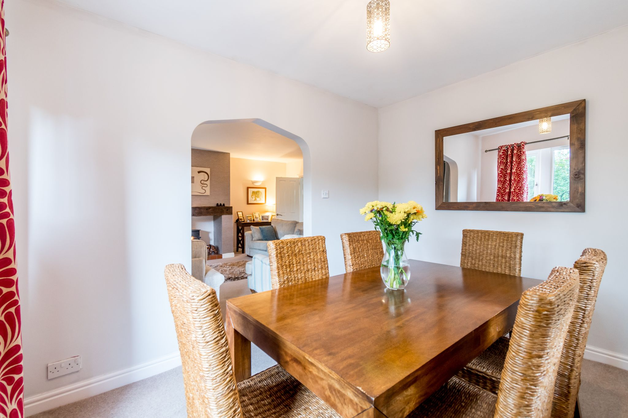 5 bedroom detached house For Sale in Brighouse - Dining room