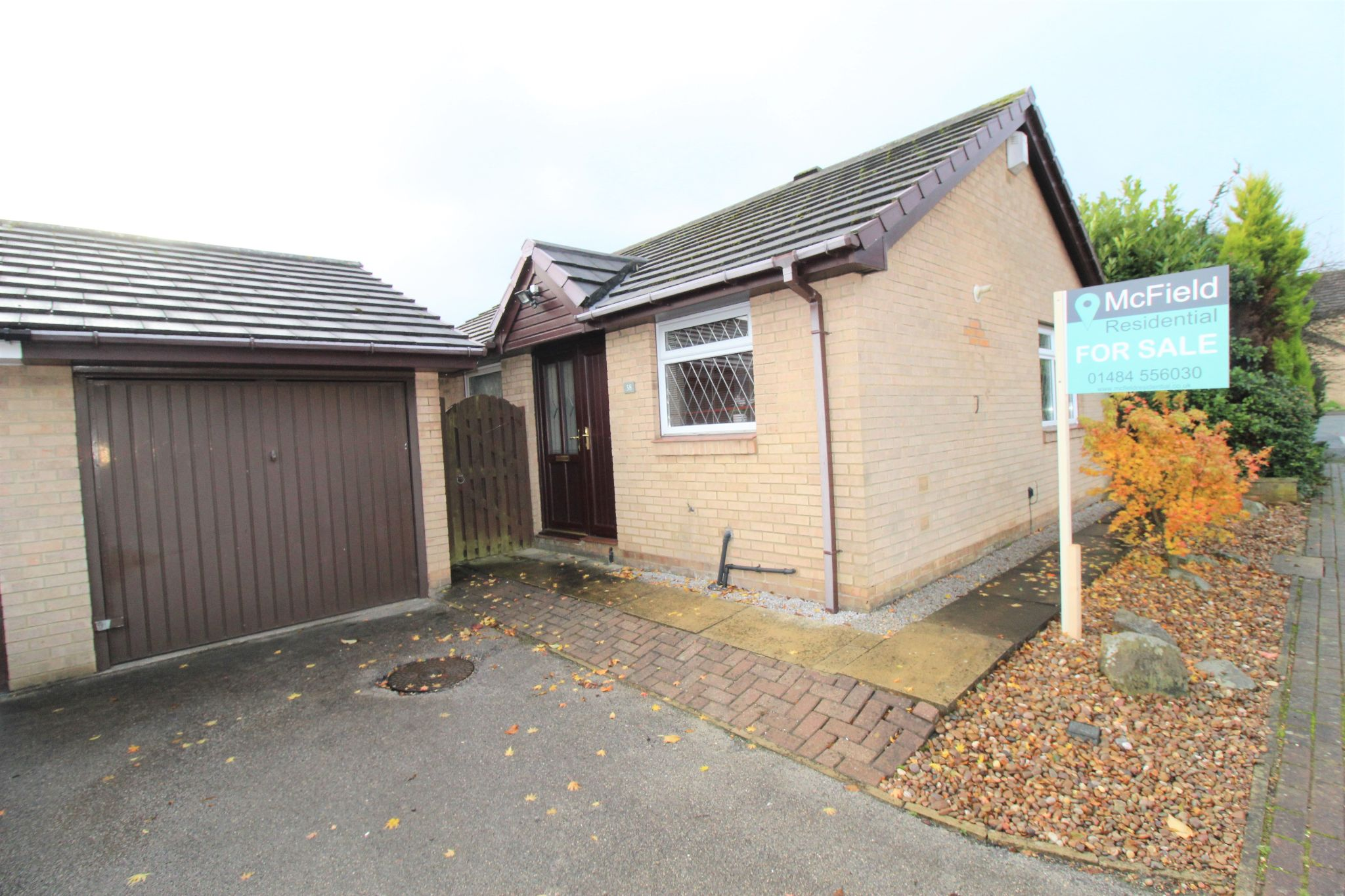 2 bedroom detached bungalow For Sale in Brighouse - Photograph 1