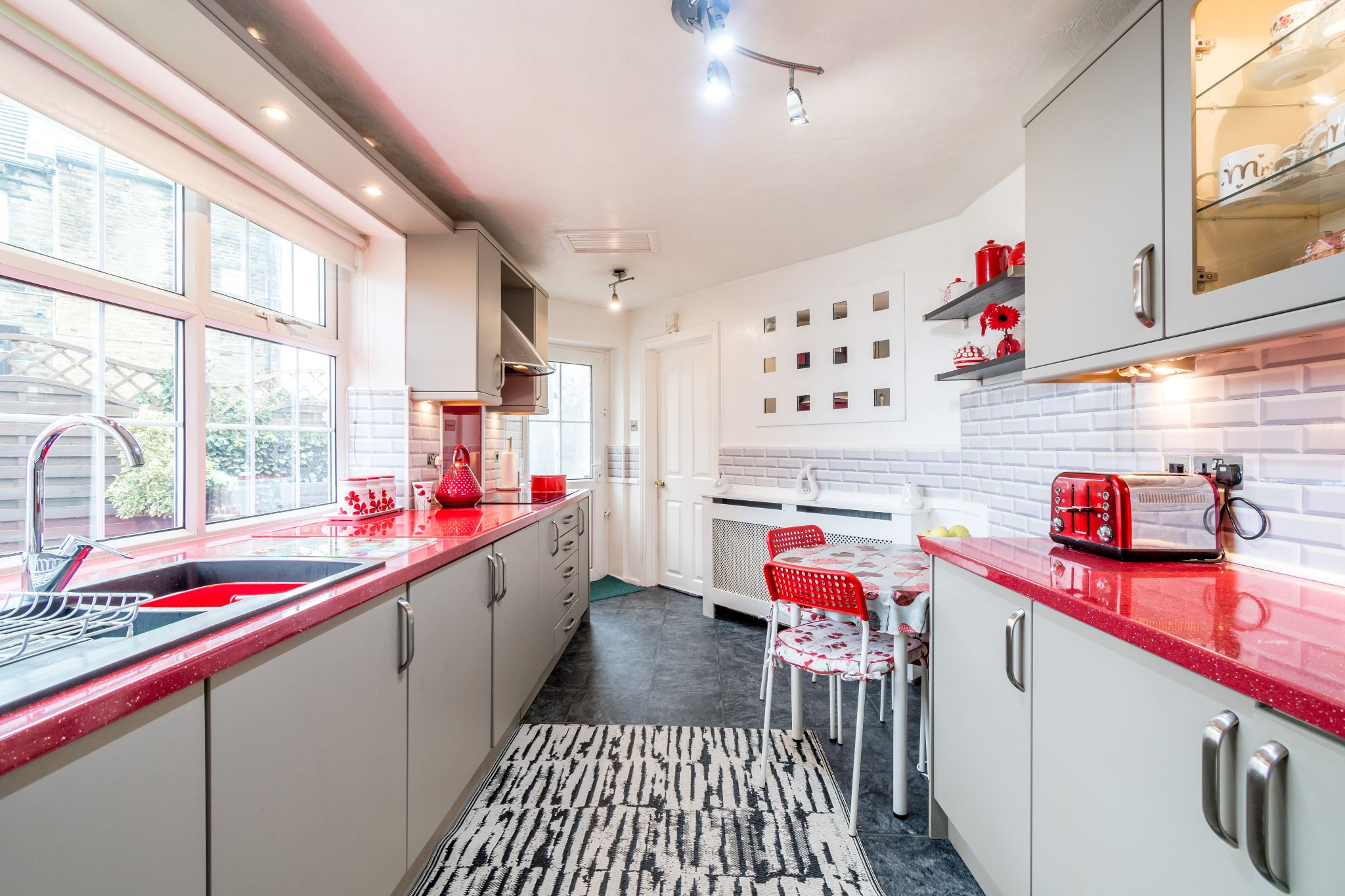 3 bedroom detached bungalow For Sale in Hove Edge - Kitchen