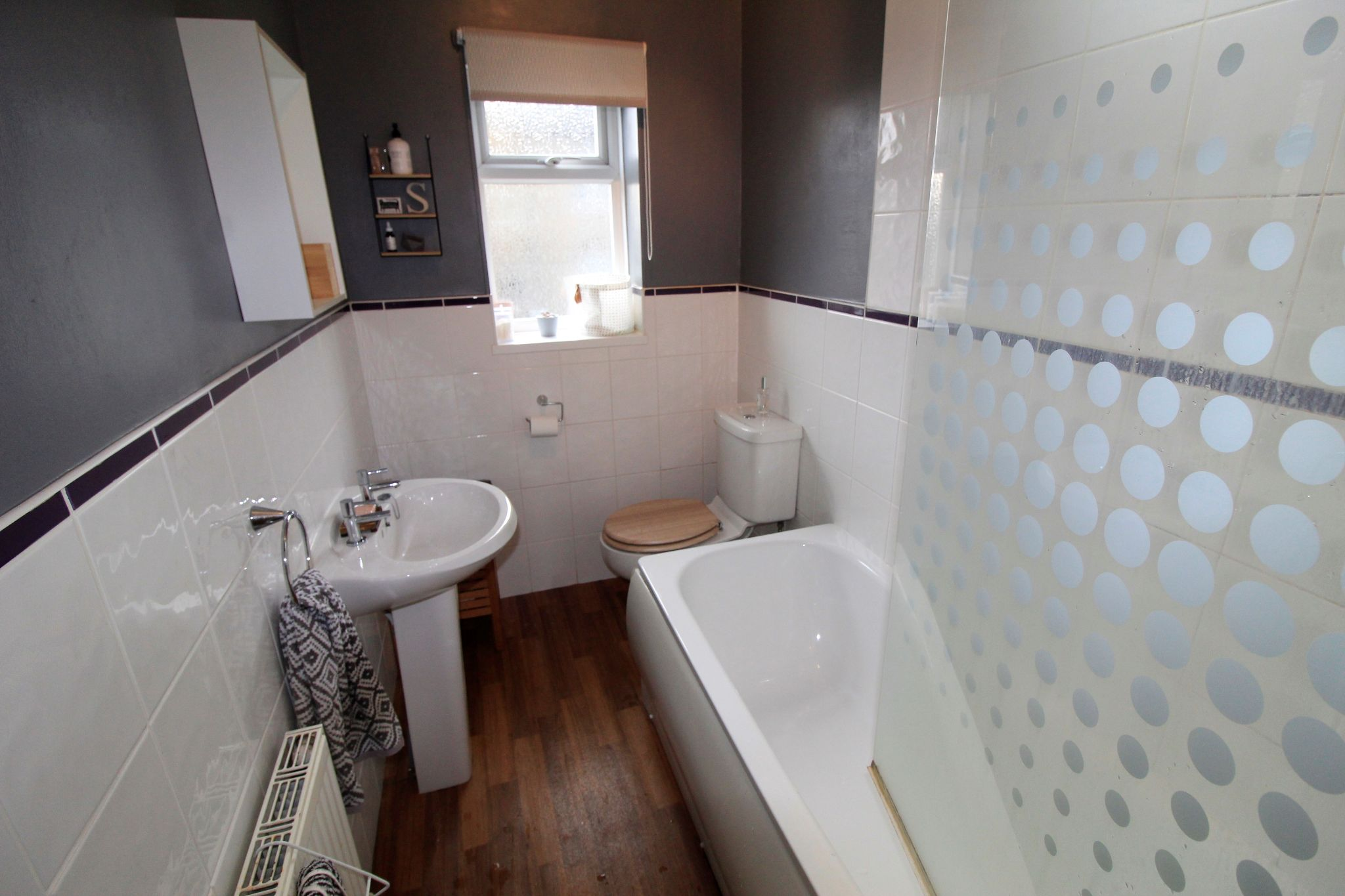 2 bedroom mid terraced house Sale Agreed in Brighouse - Bathroom