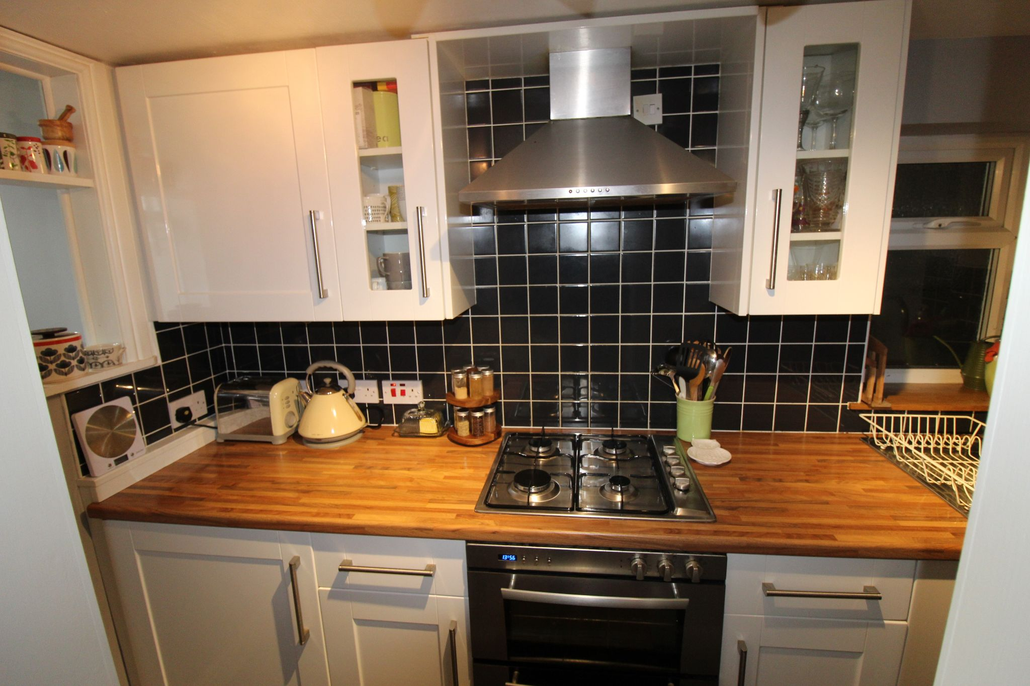 2 bedroom mid terraced house Sale Agreed in Brighouse - Kitchen