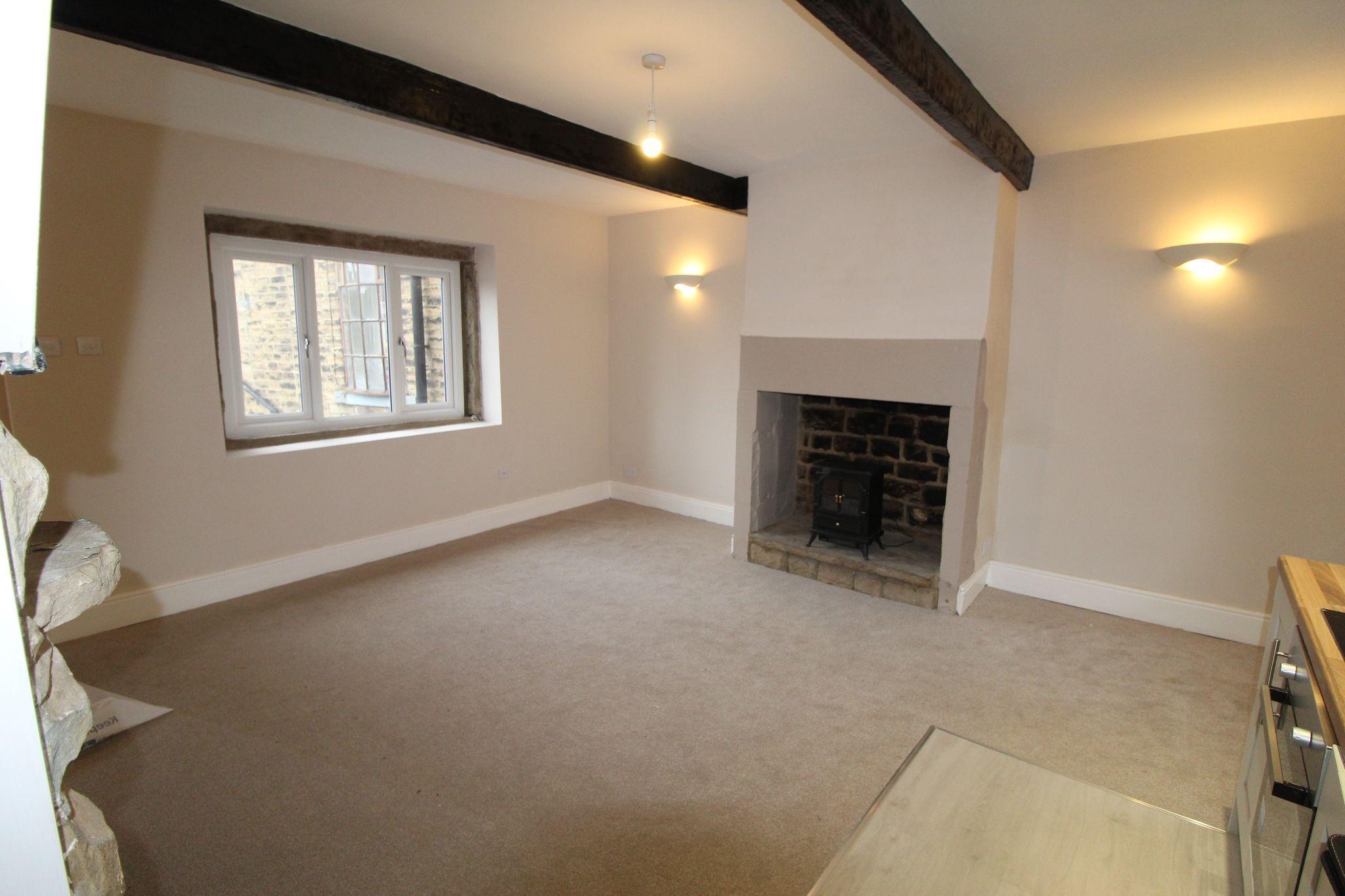 1 bedroom cottage house Let in Bradford - Lounge
