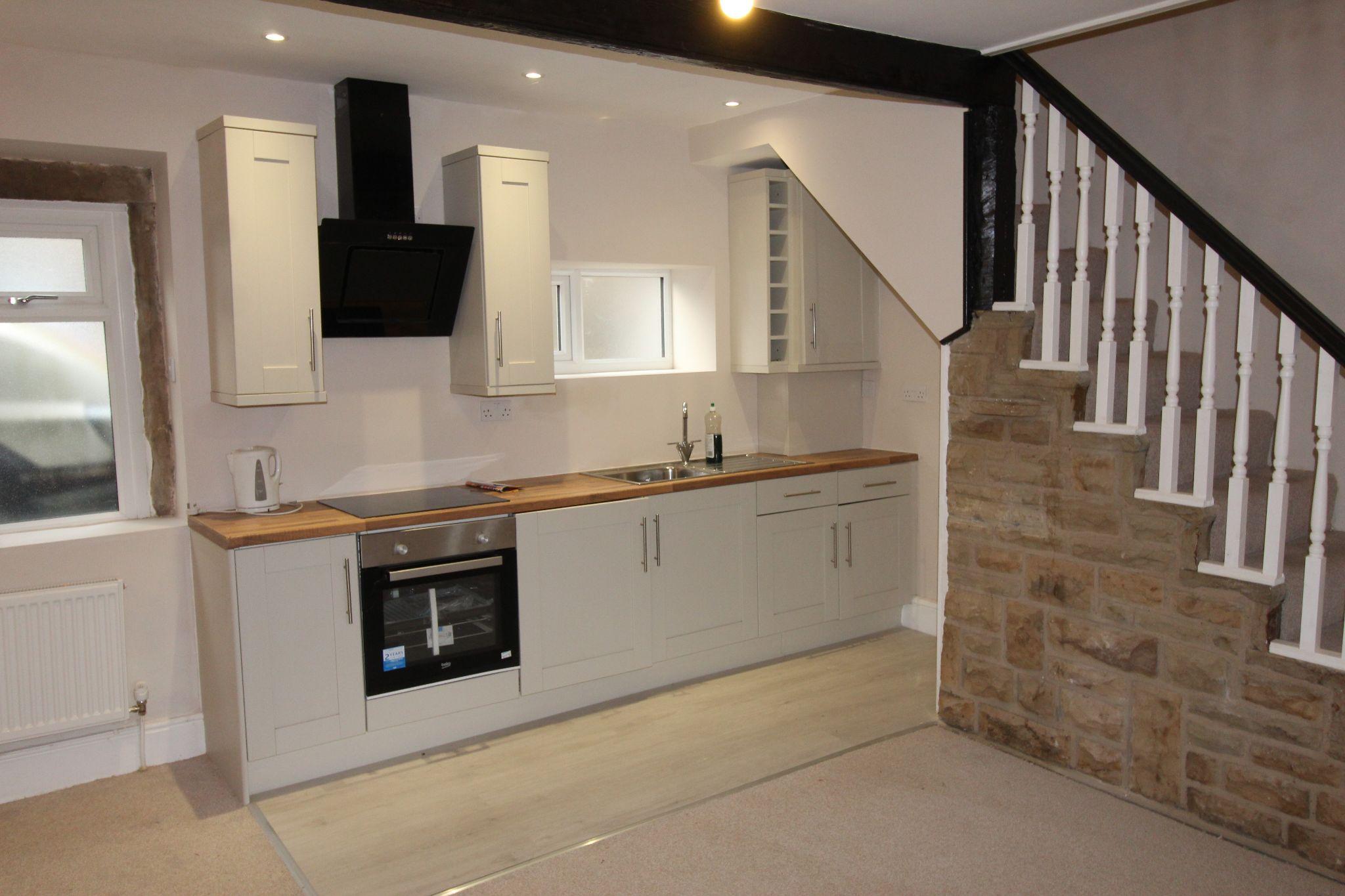 1 bedroom cottage house Let in Bradford - Kitchen