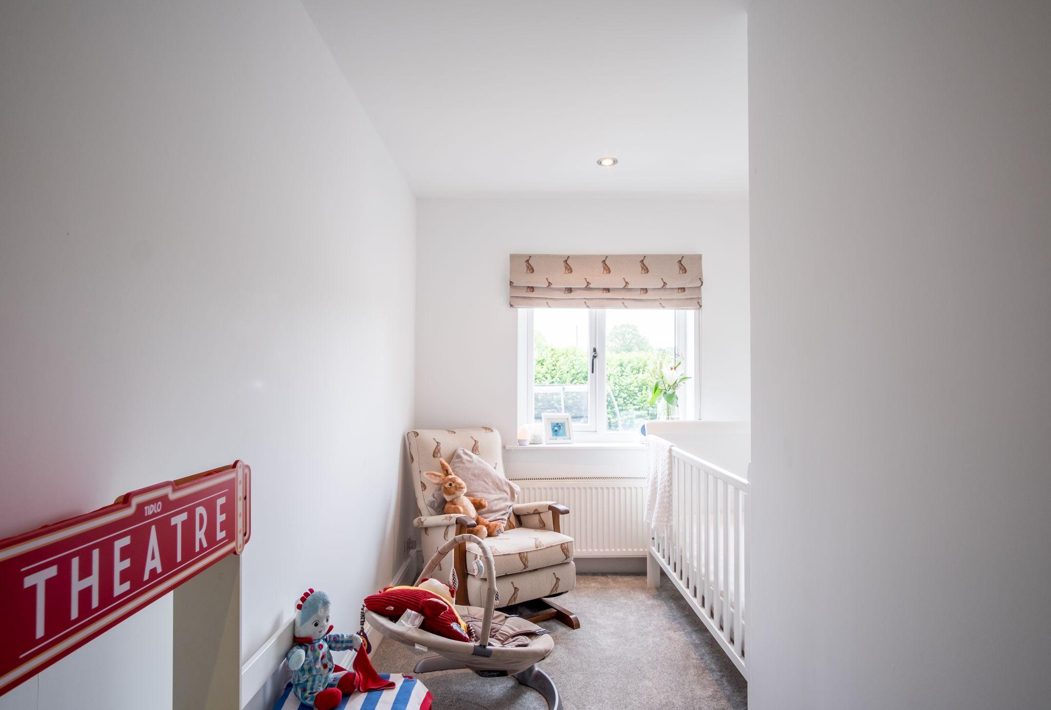 3 bedroom mid terraced house For Sale in Halifax - Bedroom 3