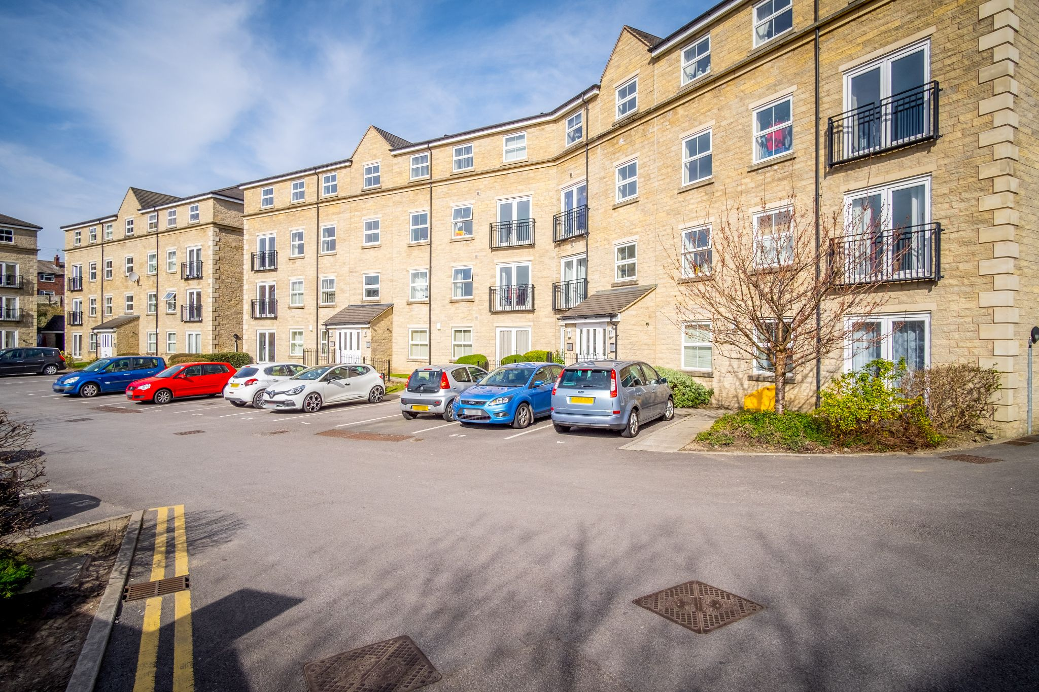 1 bedroom apartment flat/apartment For Sale in Brighouse - Photograph 19