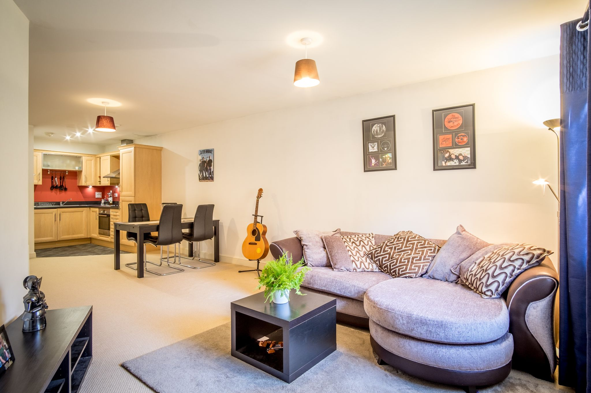 1 bedroom apartment flat/apartment For Sale in Brighouse - Photograph 1