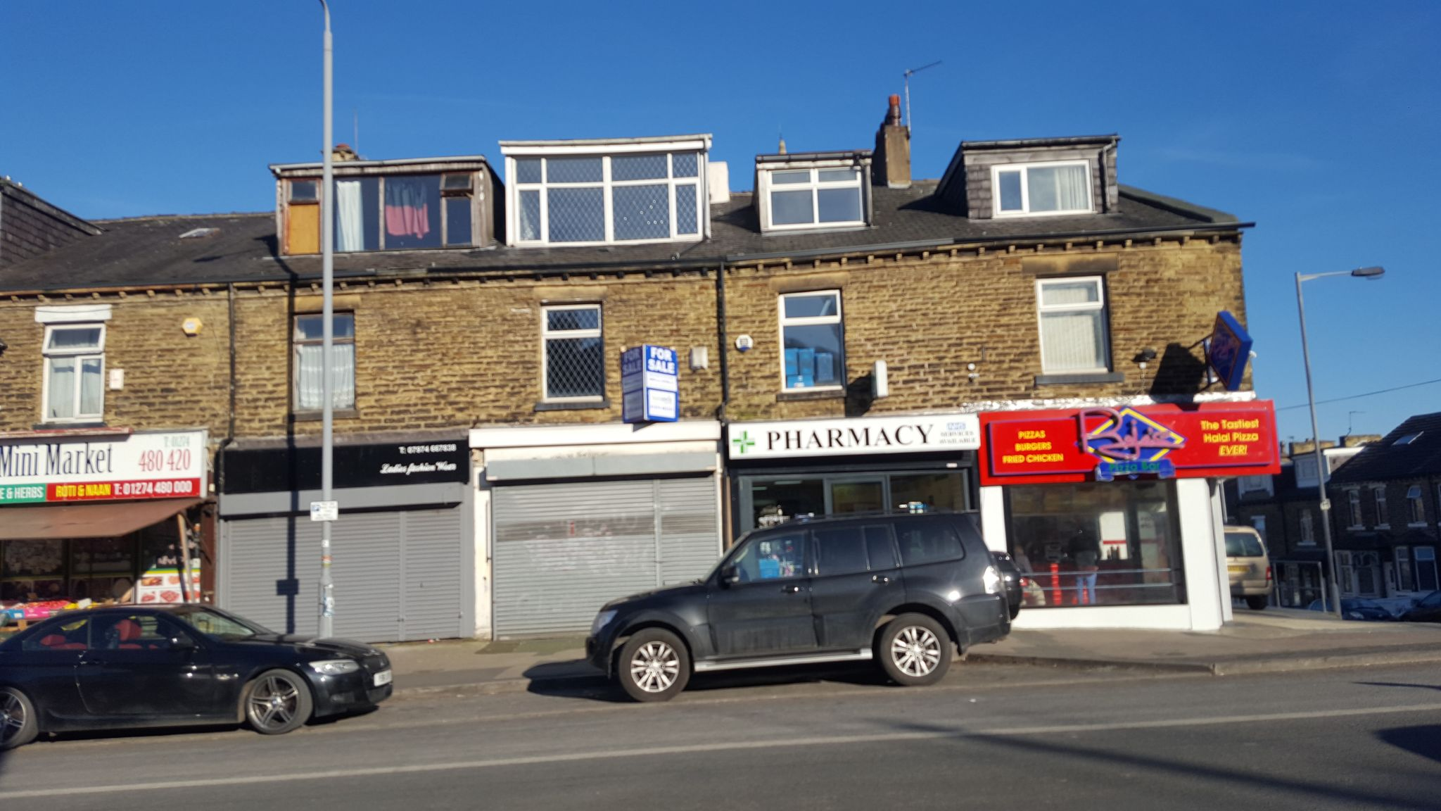 Commercial Property in Bradford - Photograph 1.