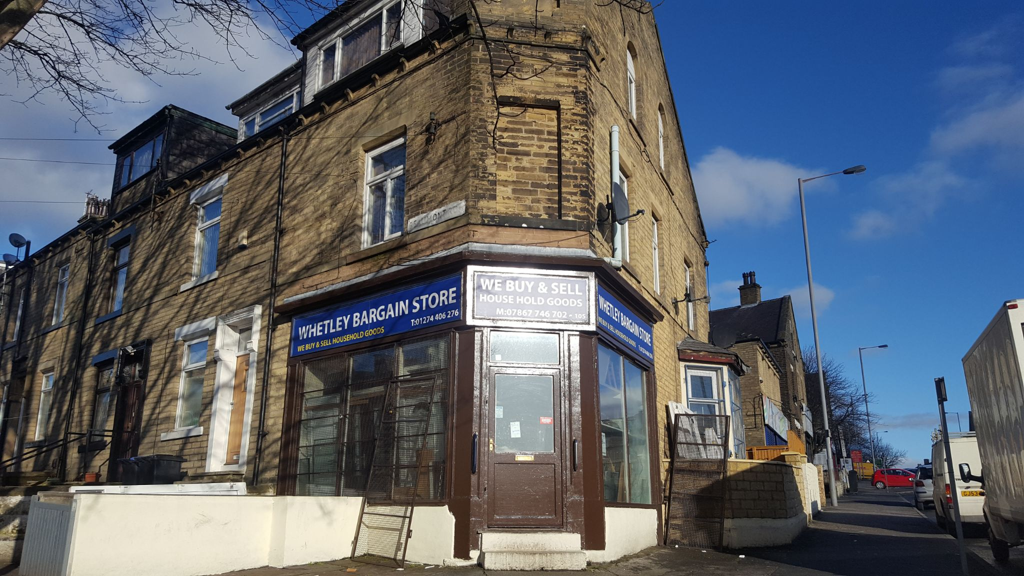 Investment Property in Bradford - Photograph 1.