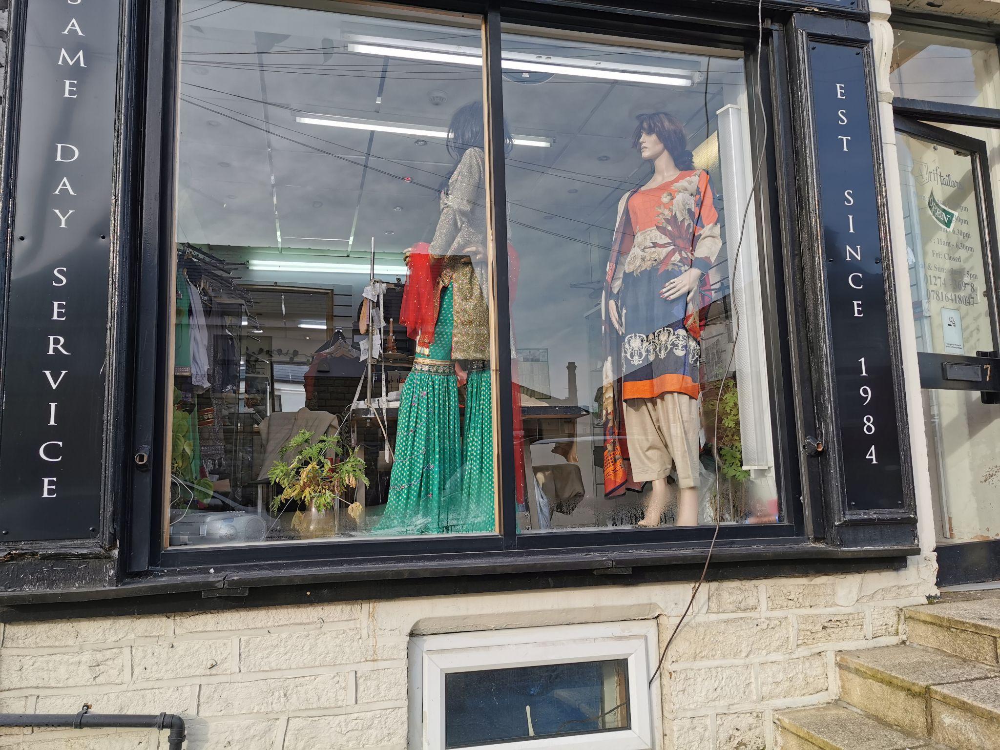 Retail in Bradford - Photograph 2.