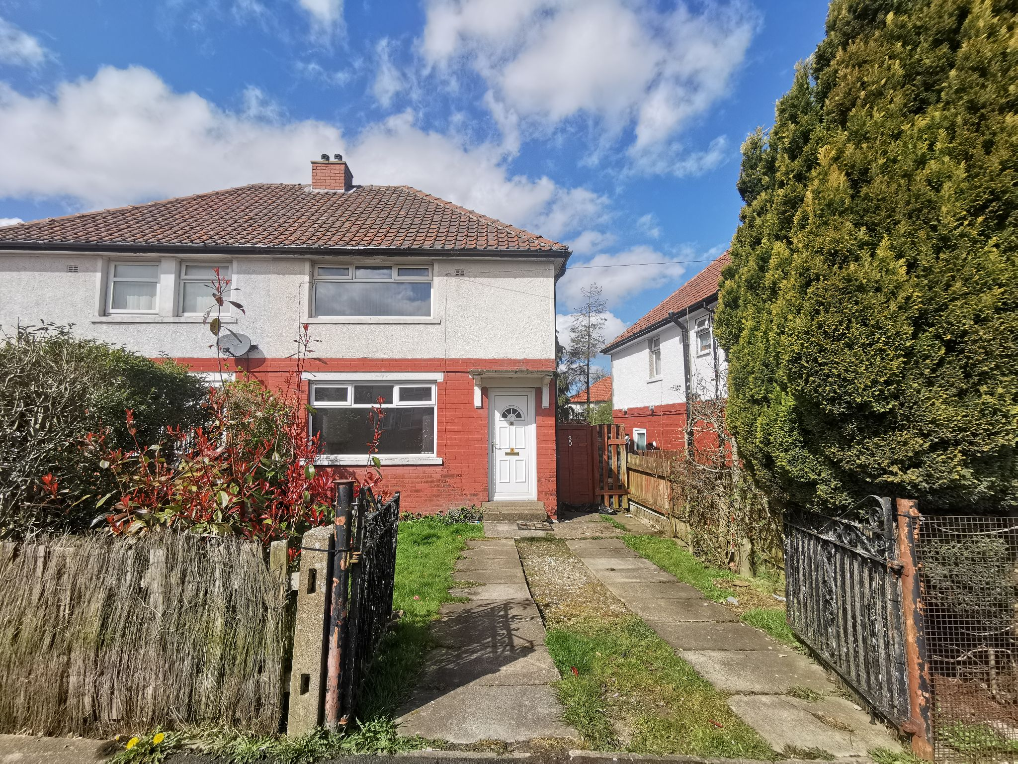2 bedroom semi-detached house Sale Agreed in Bradford - Photograph 1.