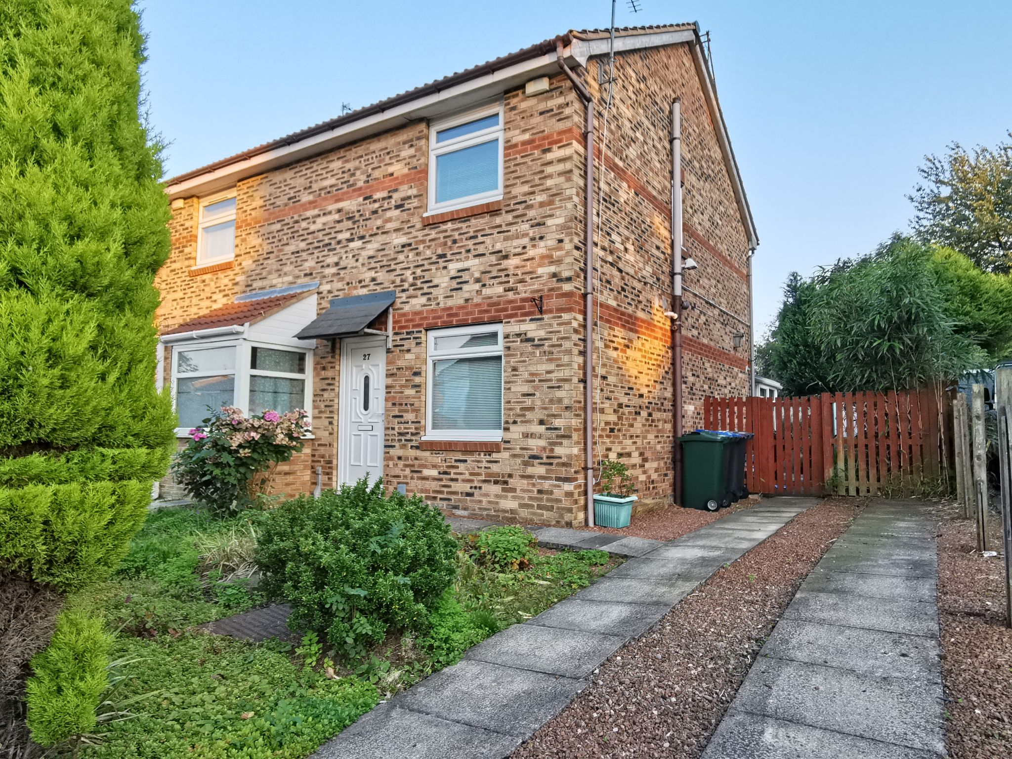 2 bedroom semi-detached house Under Offer in Bradford - Photograph 1.