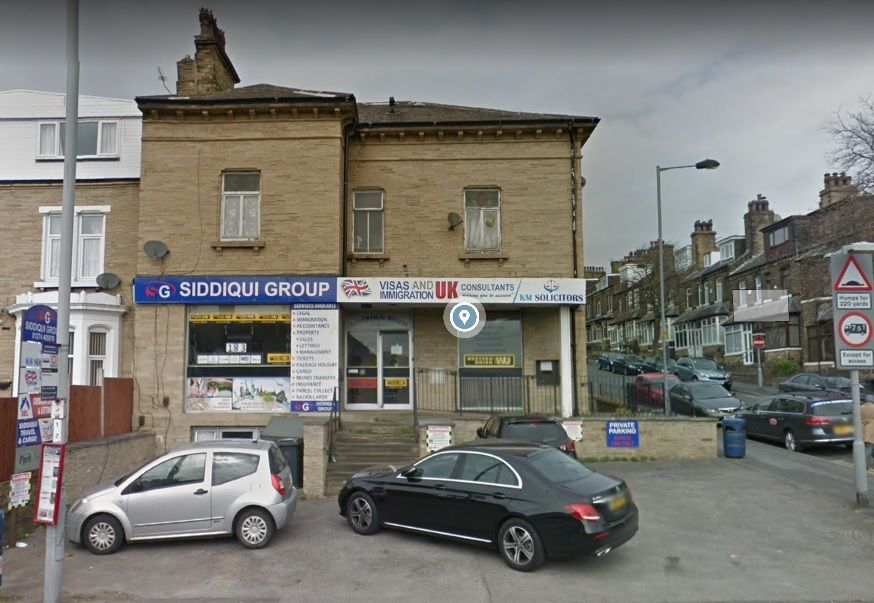 Retail in Bradford - Photograph 1.