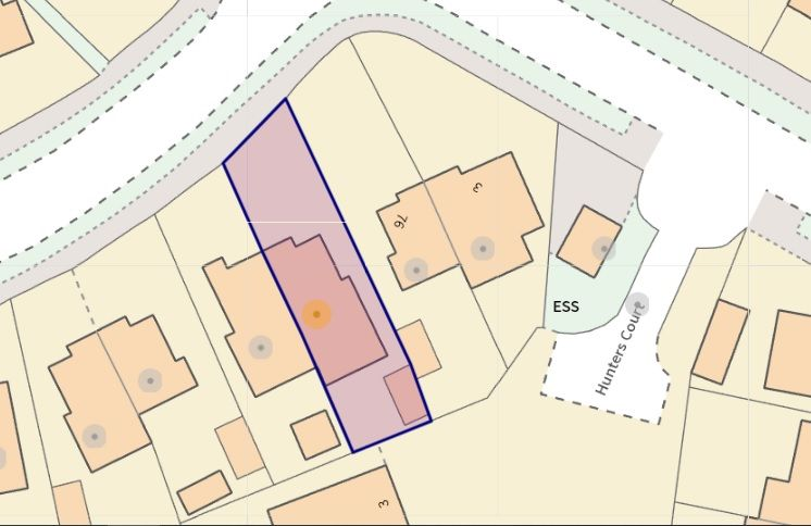 4 bedroom semi-detached house SSTC in Bradford - Floorplan 1.