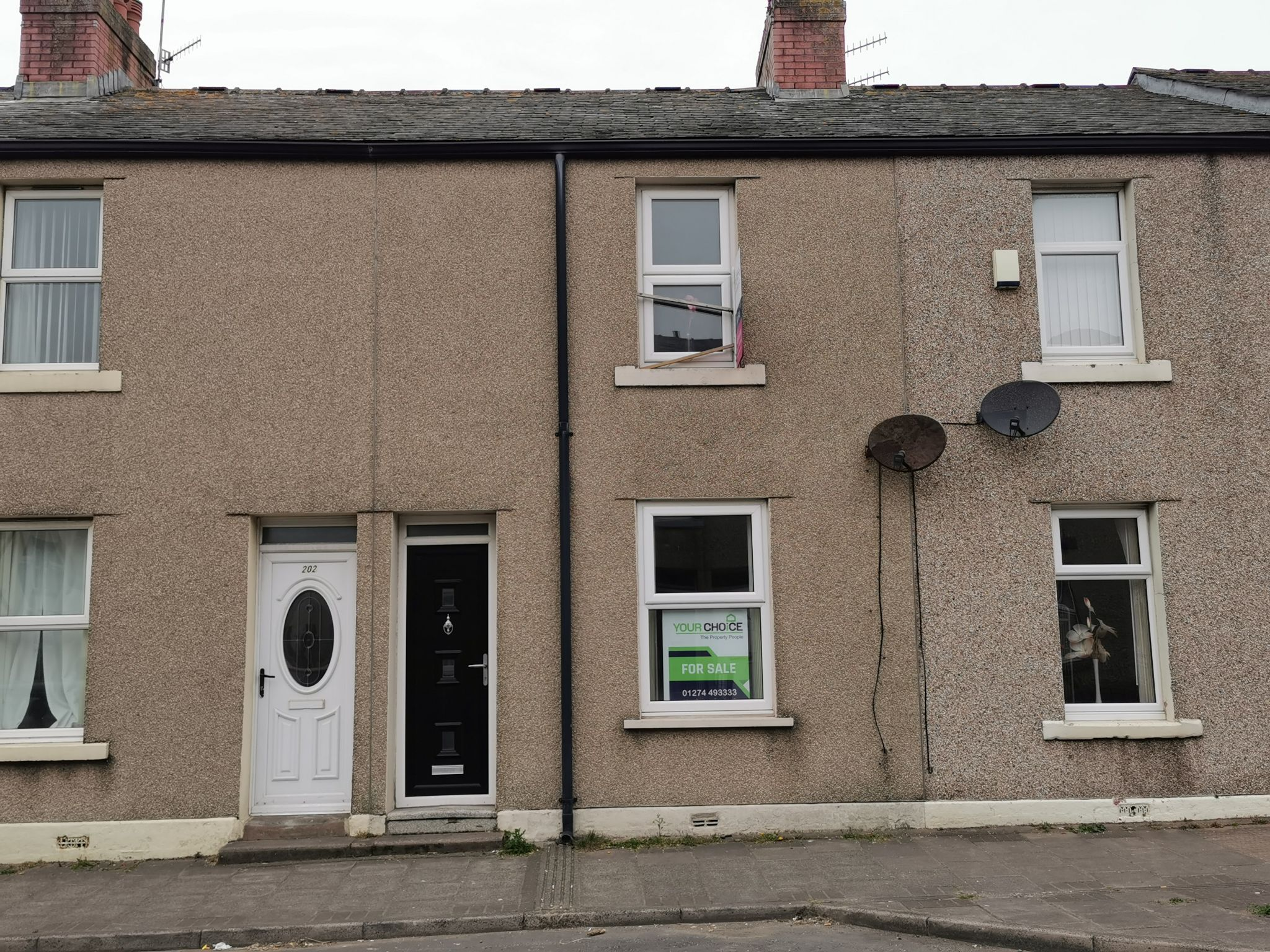 2 bedroom mid terraced house For Sale in Allerdale - Photograph 12.
