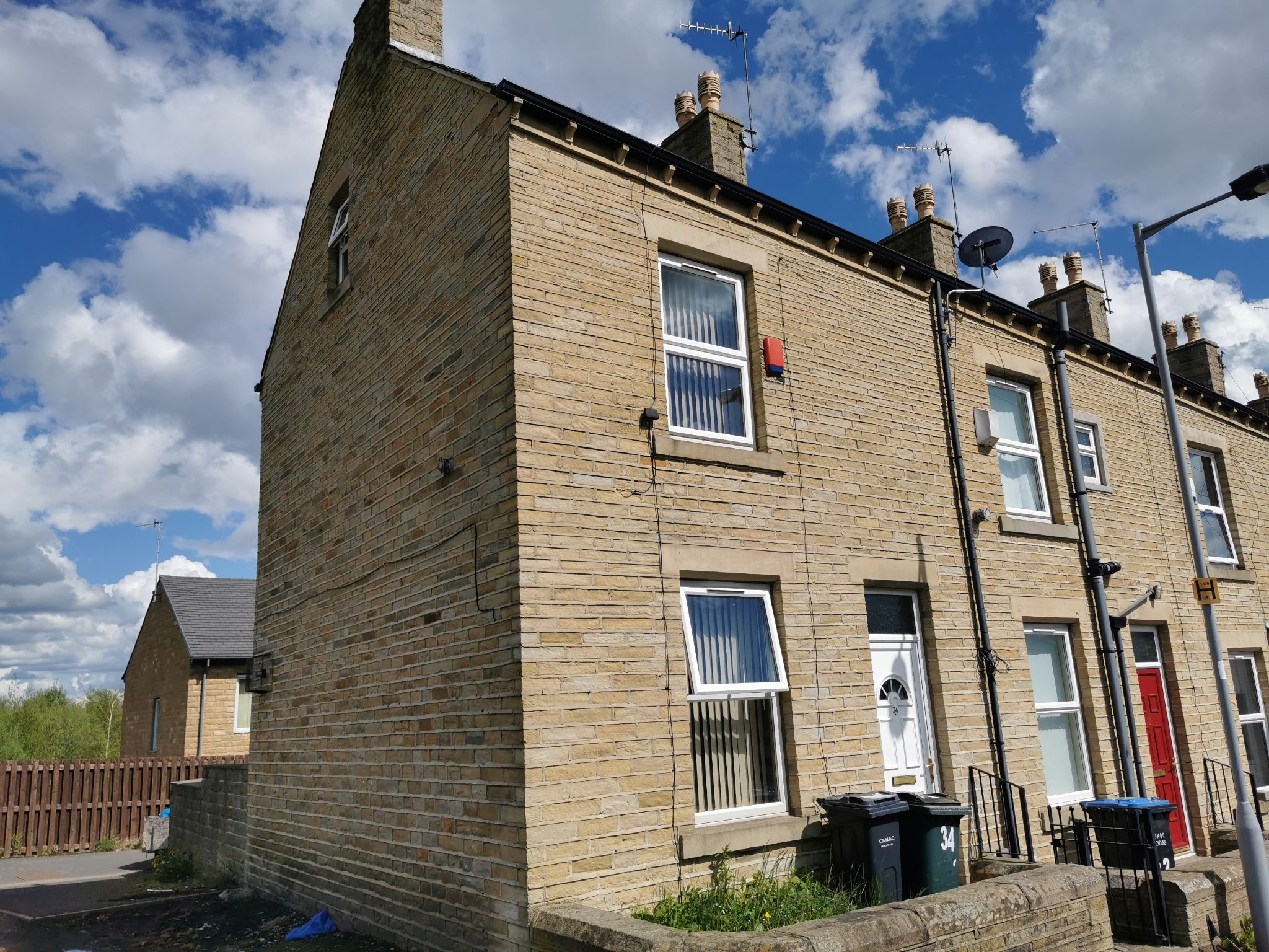 2 bedroom mid terraced house SSTC in Bradford - Photograph 3.