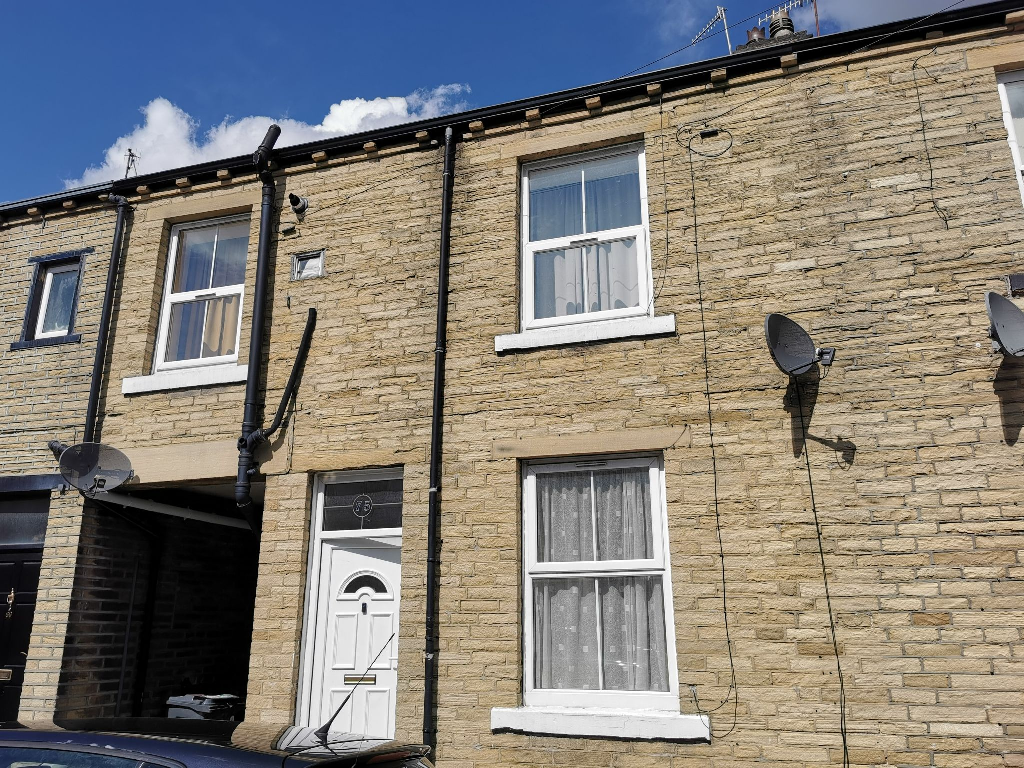 2 bedroom mid terraced house Let in Bradford - Photograph 19.