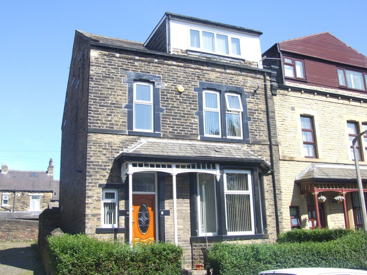 5 bedroom end terraced house Sale Agreed in Bradford - Photograph 1.