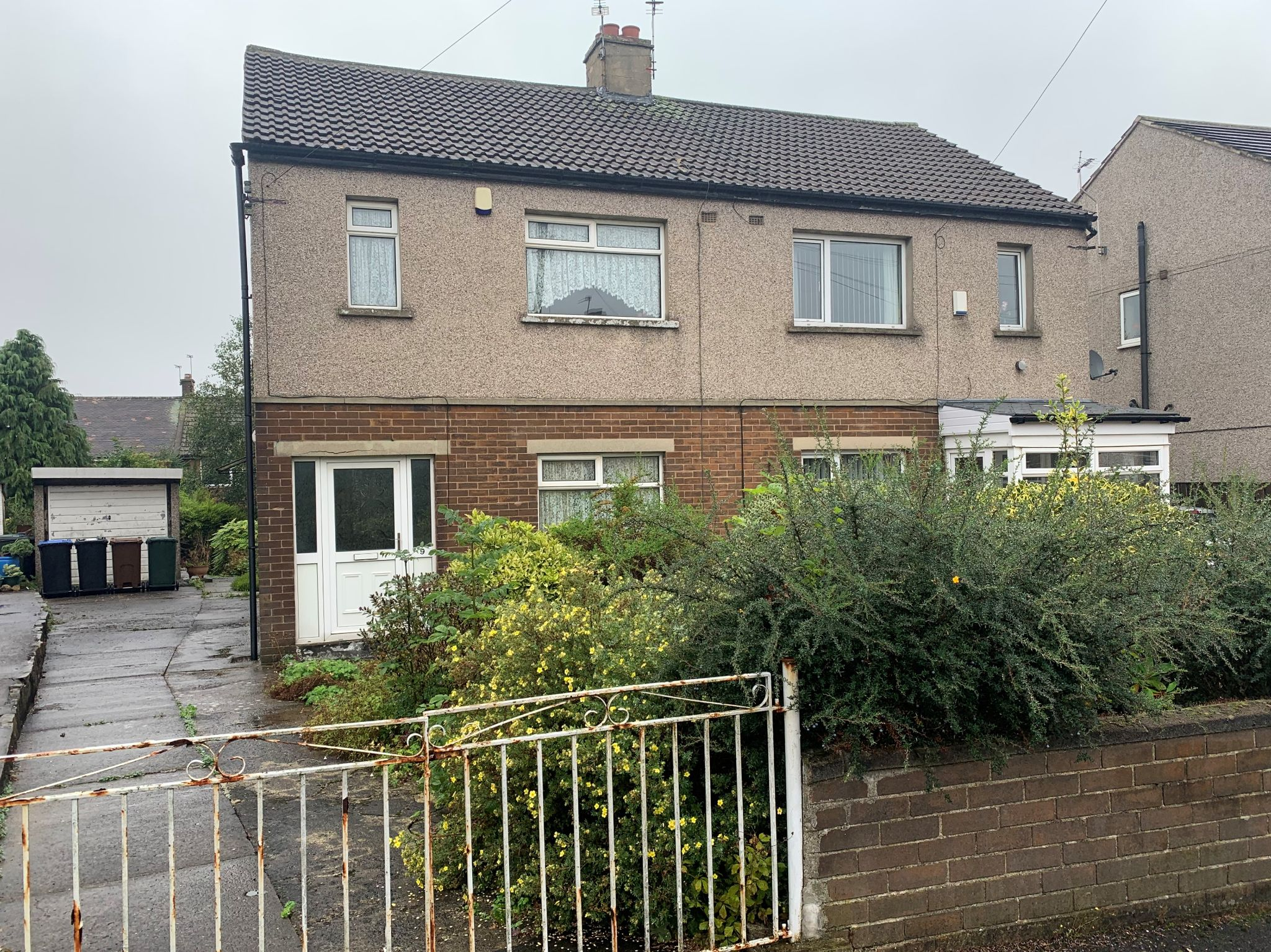 3 bedroom semi-detached house SSTC in Bradford - Photograph 1.